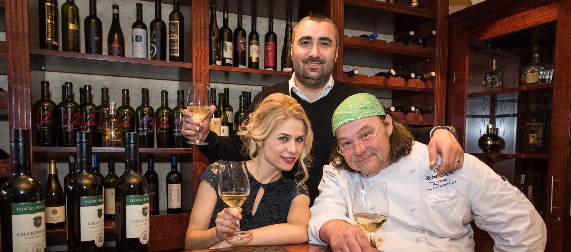 FOTO: 'Dvoboj' u Konobi Burin i uživanje u Ruskim Delicijama do kraja tjedna