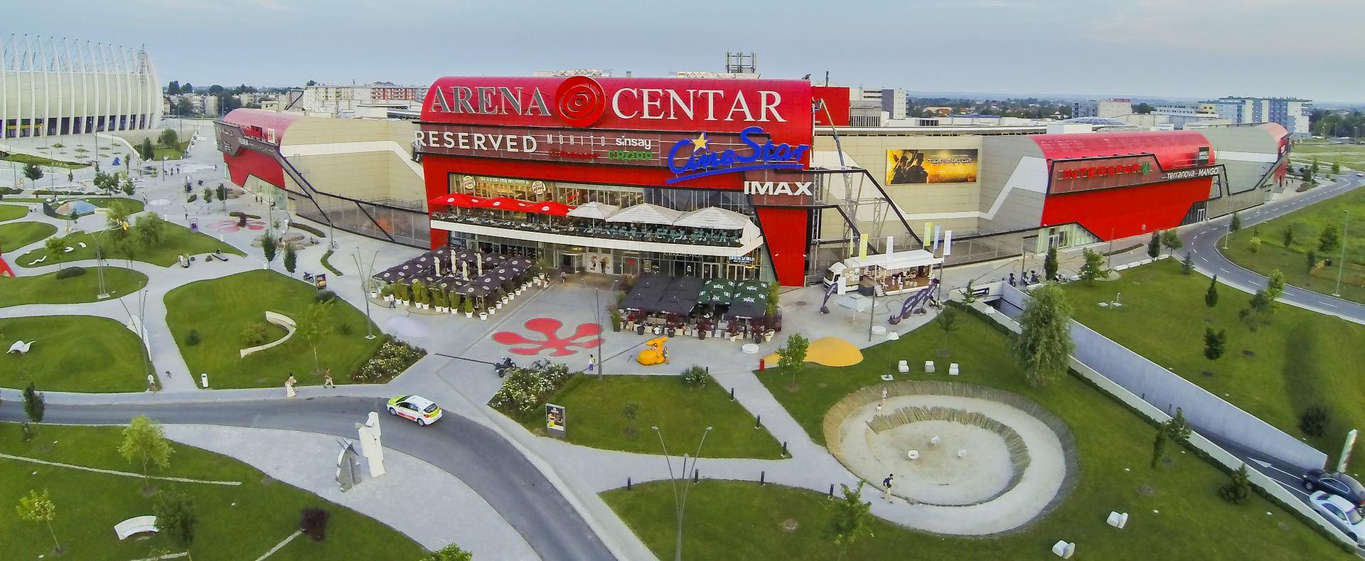 Važna poslovna godina za Arena Centar