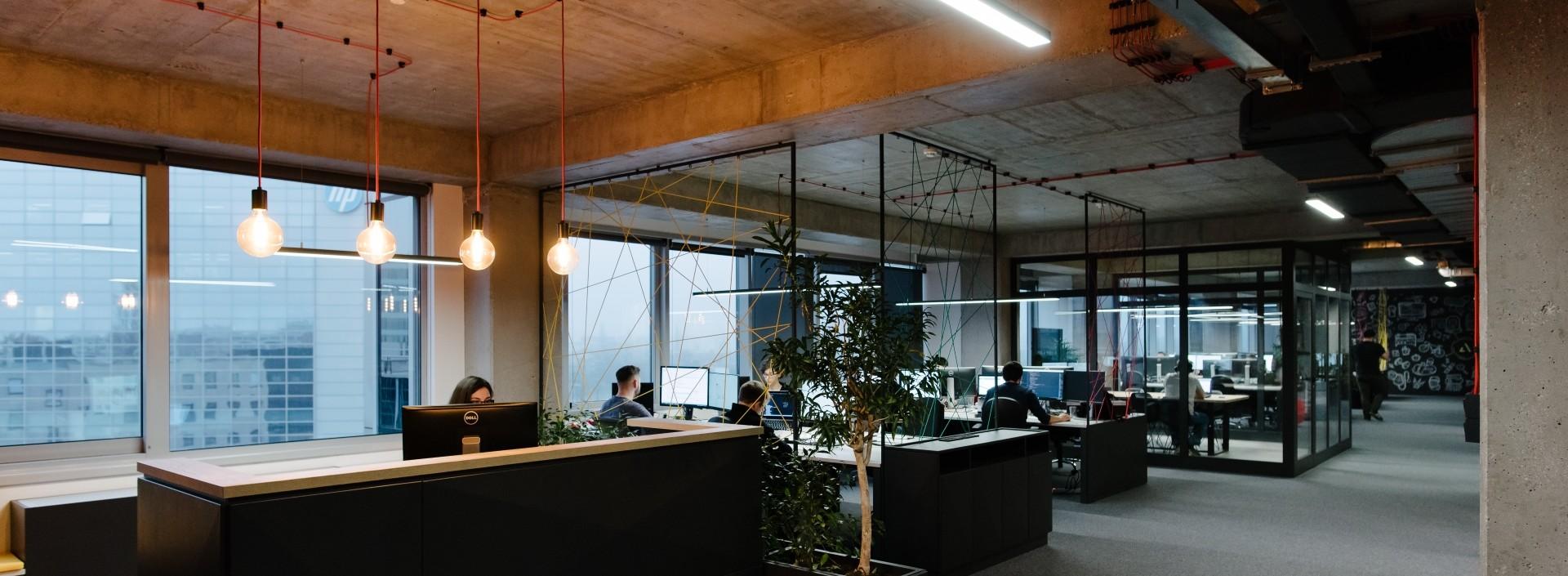 AXILIS Uređenje ureda prema vodećim njujorškim tehnološkim tvrtkama