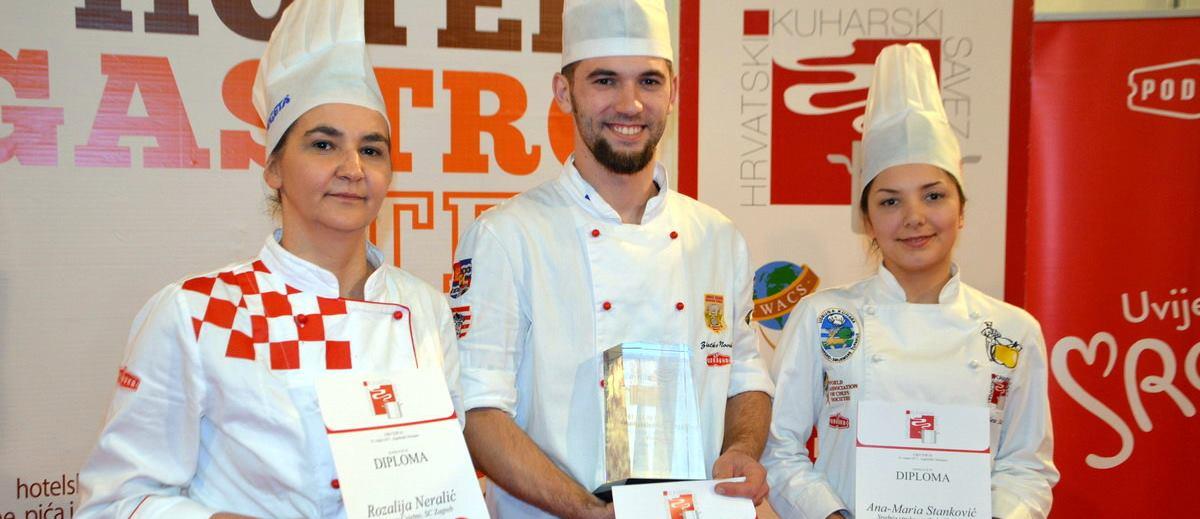 CRO TOP 10 Zlatko Novak najbolji od desetoro najboljih hrvatskih kuhara