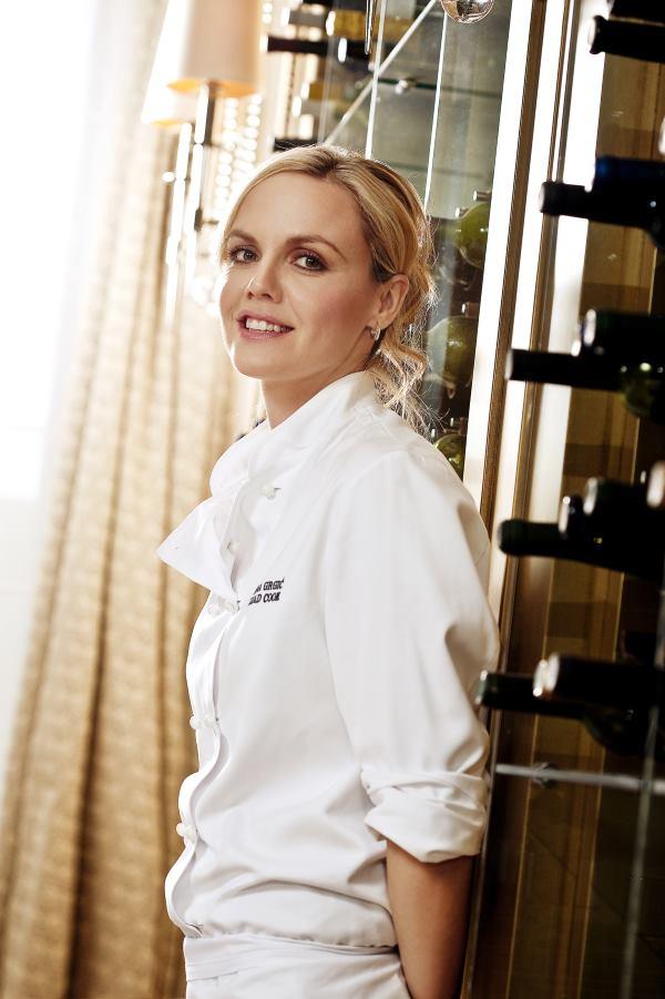 Chef Ana Grgić, Esplanade Zagreb Hotel