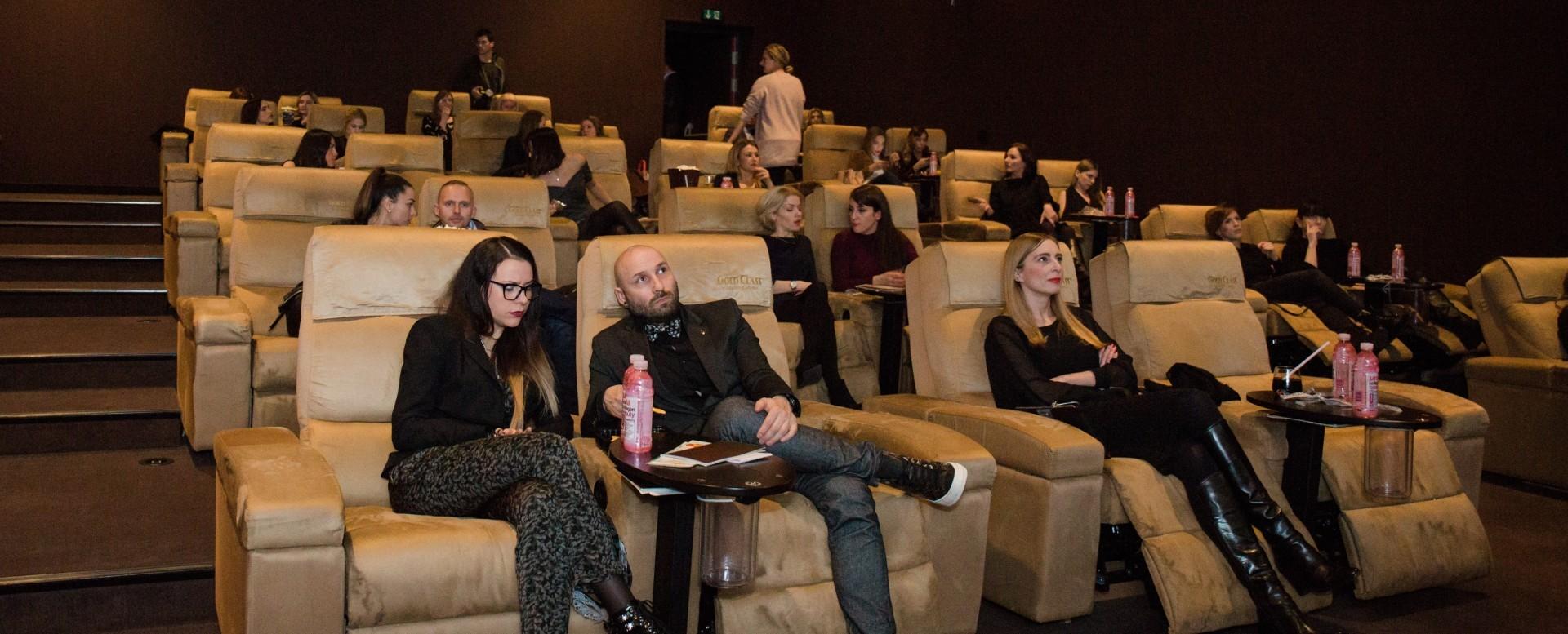 FOTO: Održana premijera filma 'Pedeset nijansi mračniji' uz reviju Aleksandre Dojčinović