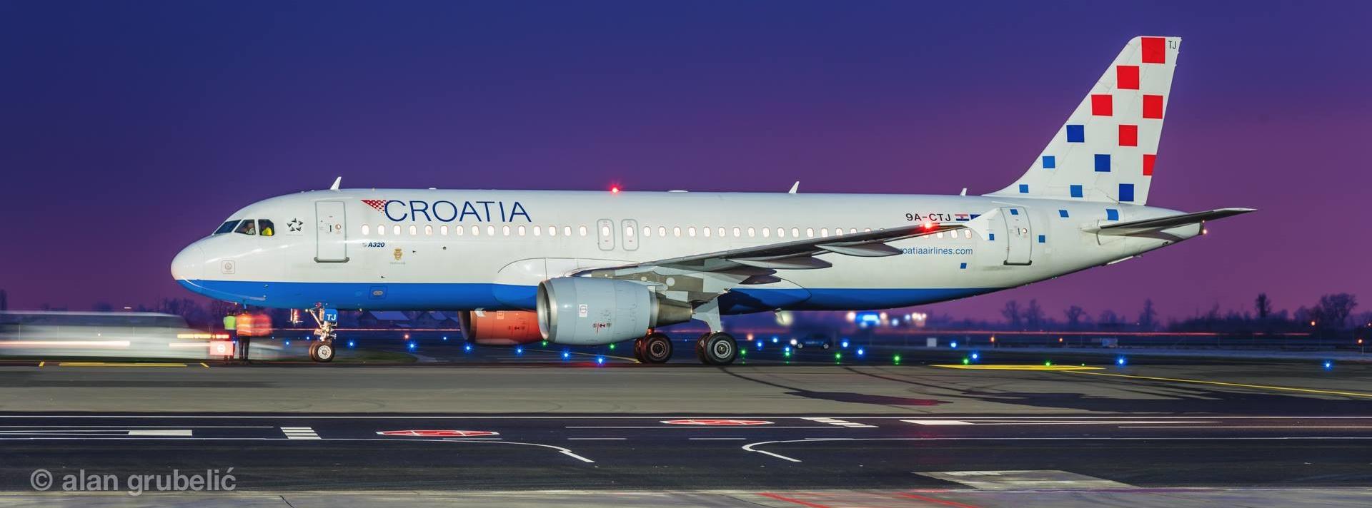 Croatia Airlines nastavlja kampanju 'Pogledaj u oblake!'