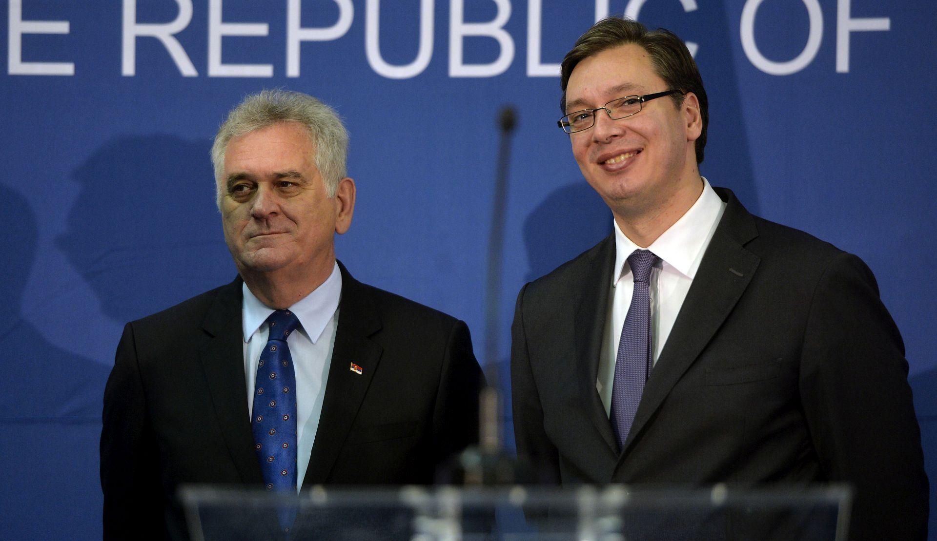 U petak potvrda Vučićeve kandidature, Nikolić izazvao nervozu u redovima SNS-a