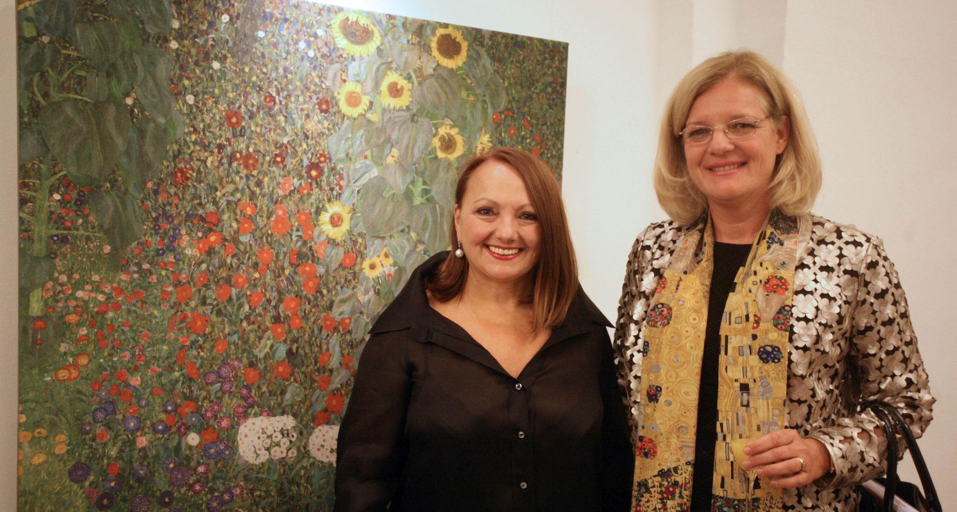 USUSRET IZLOŽBI Klimtove slike stigle u Klovićeve dvore