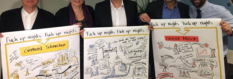 Predavanja propalih poduzetnika postala hit u Gradu Beču