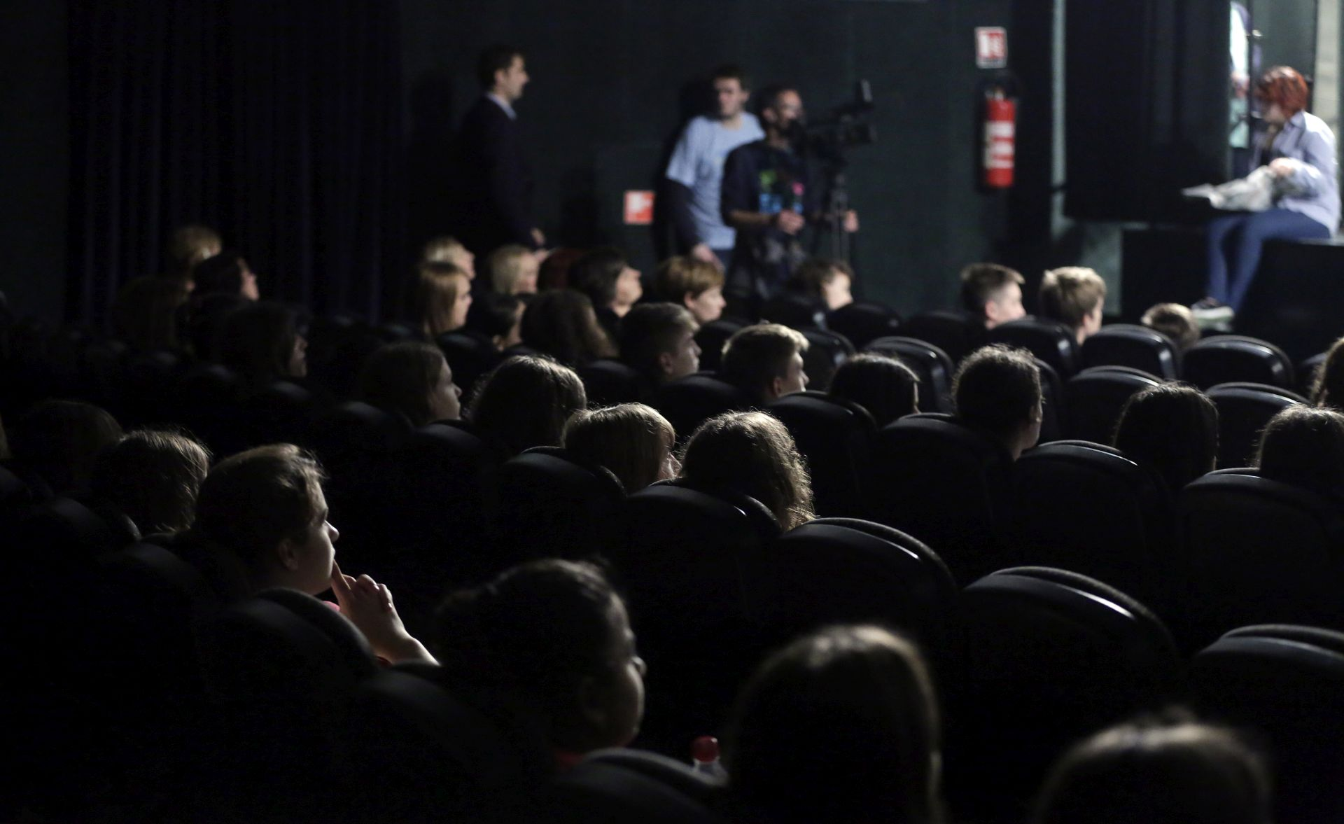 Prvi Filmski festival 'Mladi, u kino' u zagrebačkom 'Tuškancu'
