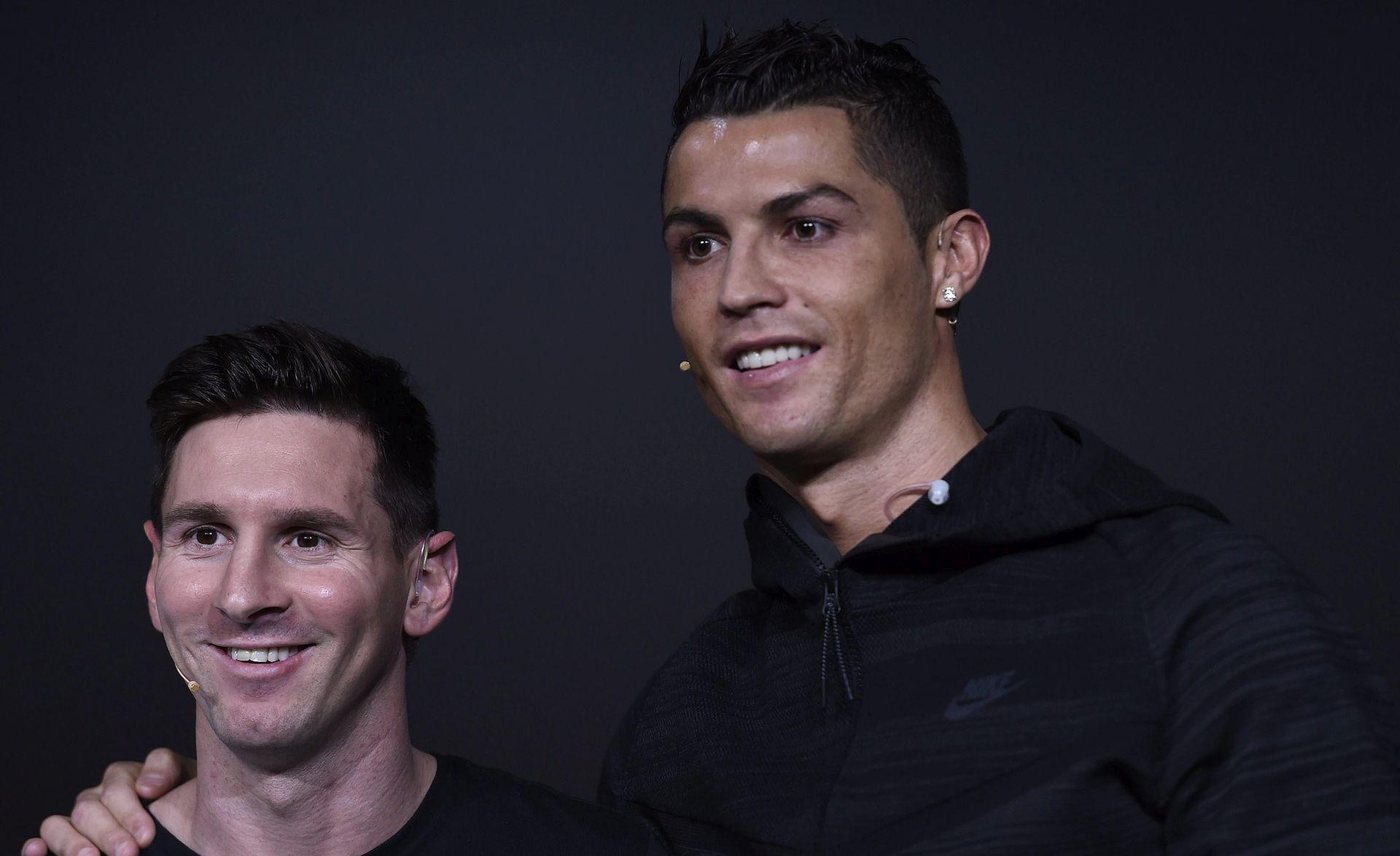 FIFA 'Ronaldo i Messi diskreditiraju nogomet'