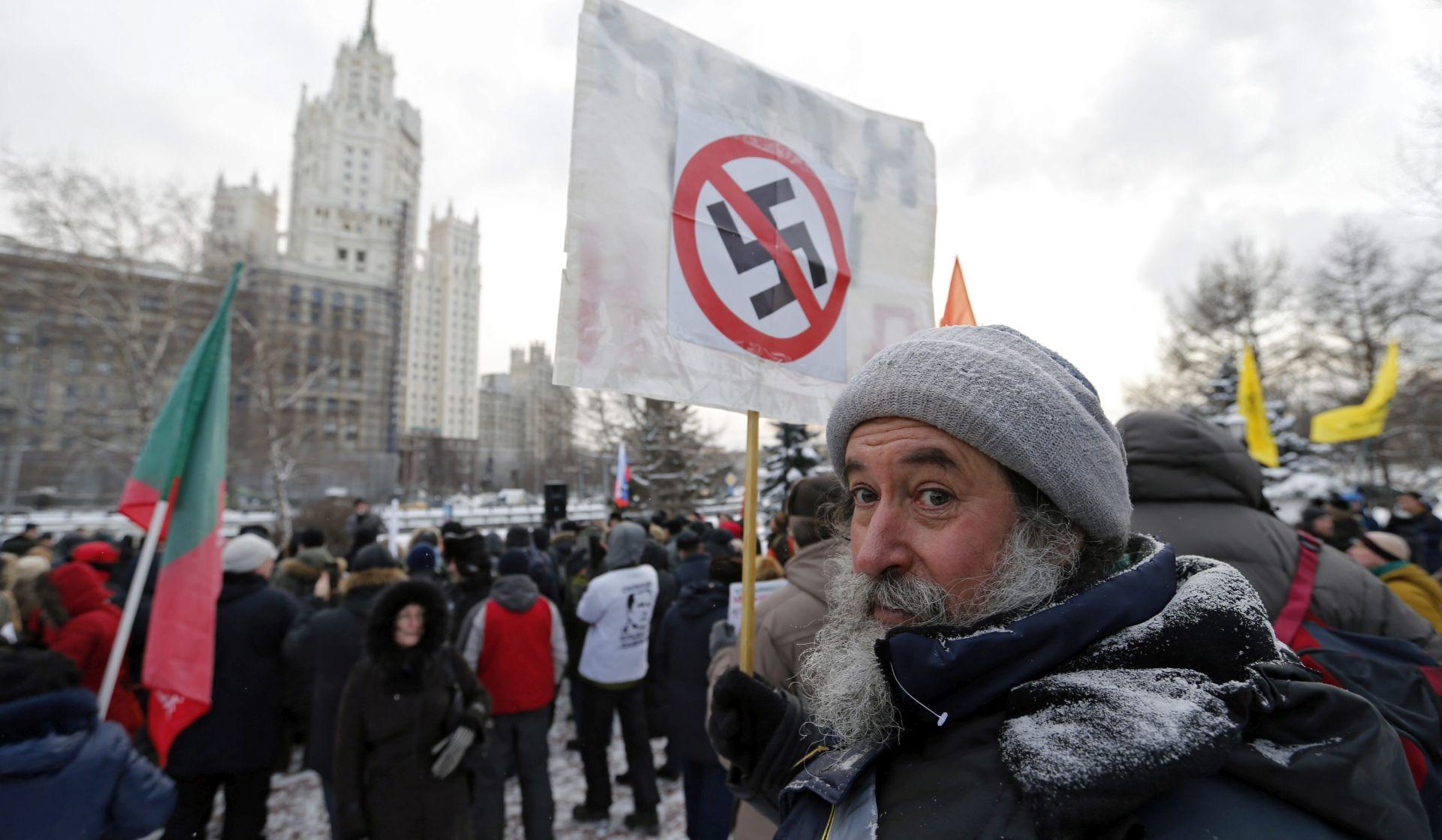 Ruski ustavni sud poništio osuđujuću presudu oporbenom aktivistu