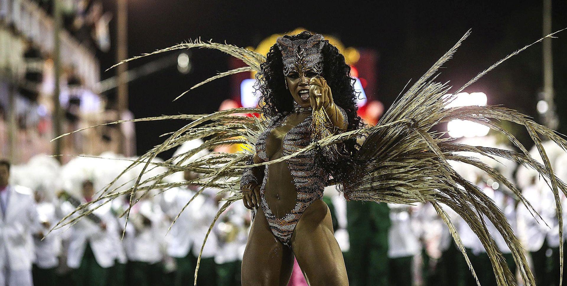 Počinje karneval u Brazilu, unatoč recesiji i sigurnosnim problemima