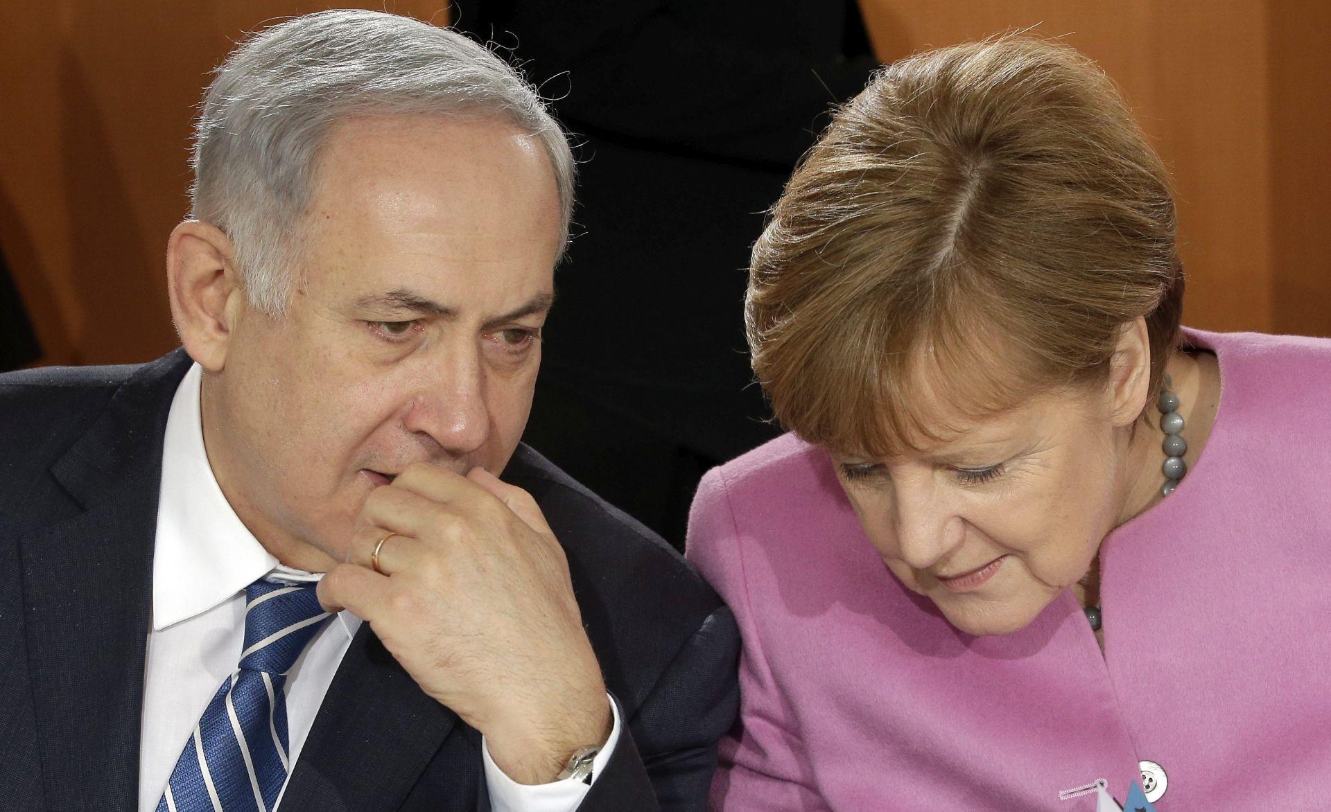 Njemačka otkazala susret s izraelskim vodstvom