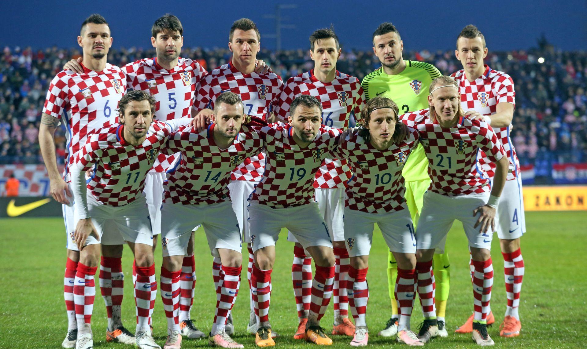 FIFA: Hrvatska pala na 16. mjesto, Island 20., Ukrajina 27., Turska 33., Finska 110., Kosovo 180.
