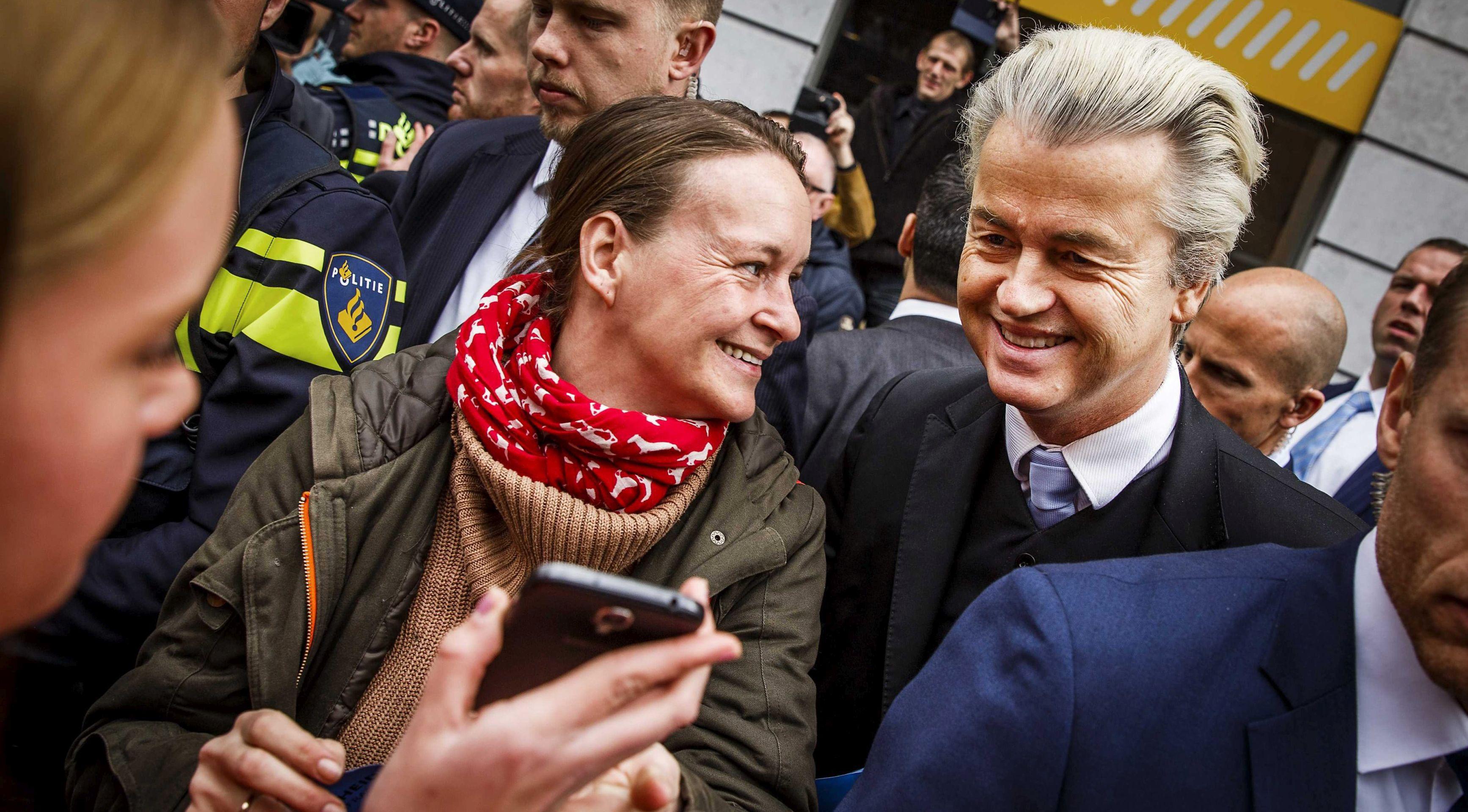 Wilders obećava da će počistiti 'marokanski šljam'