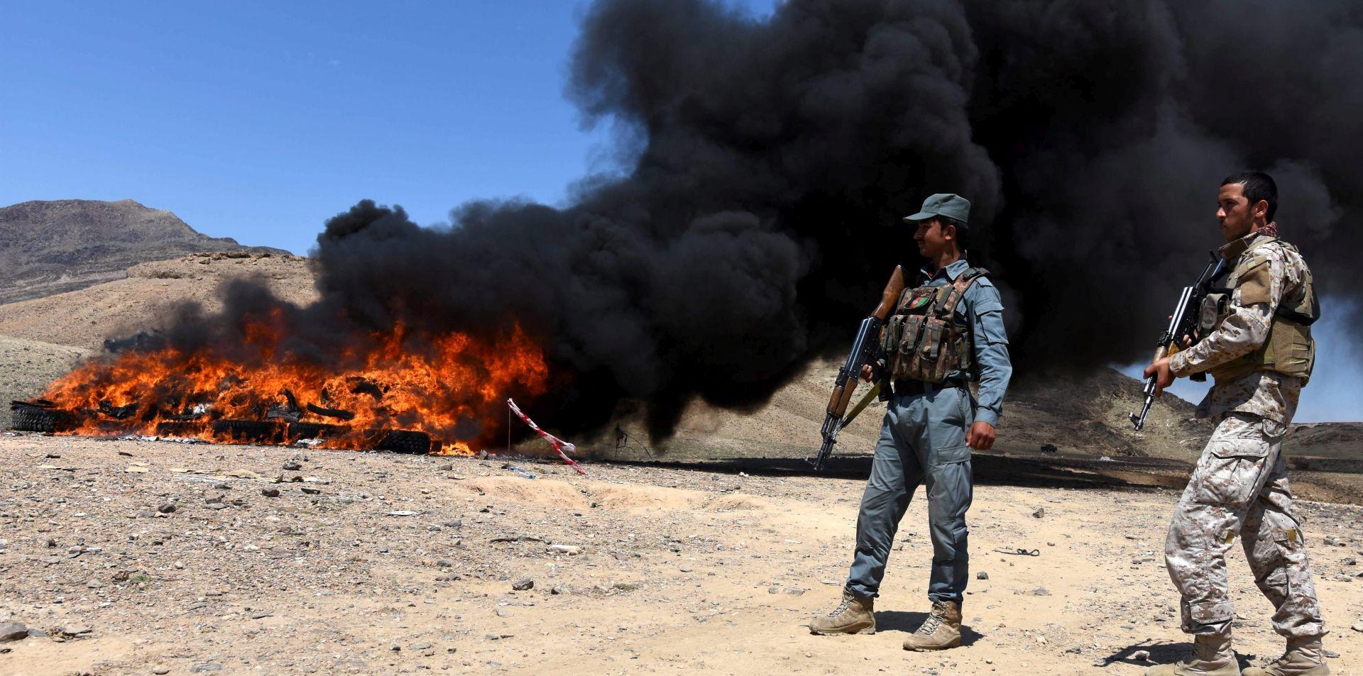 UN zabrinut zbog pogibije 25 civila u Helmandu