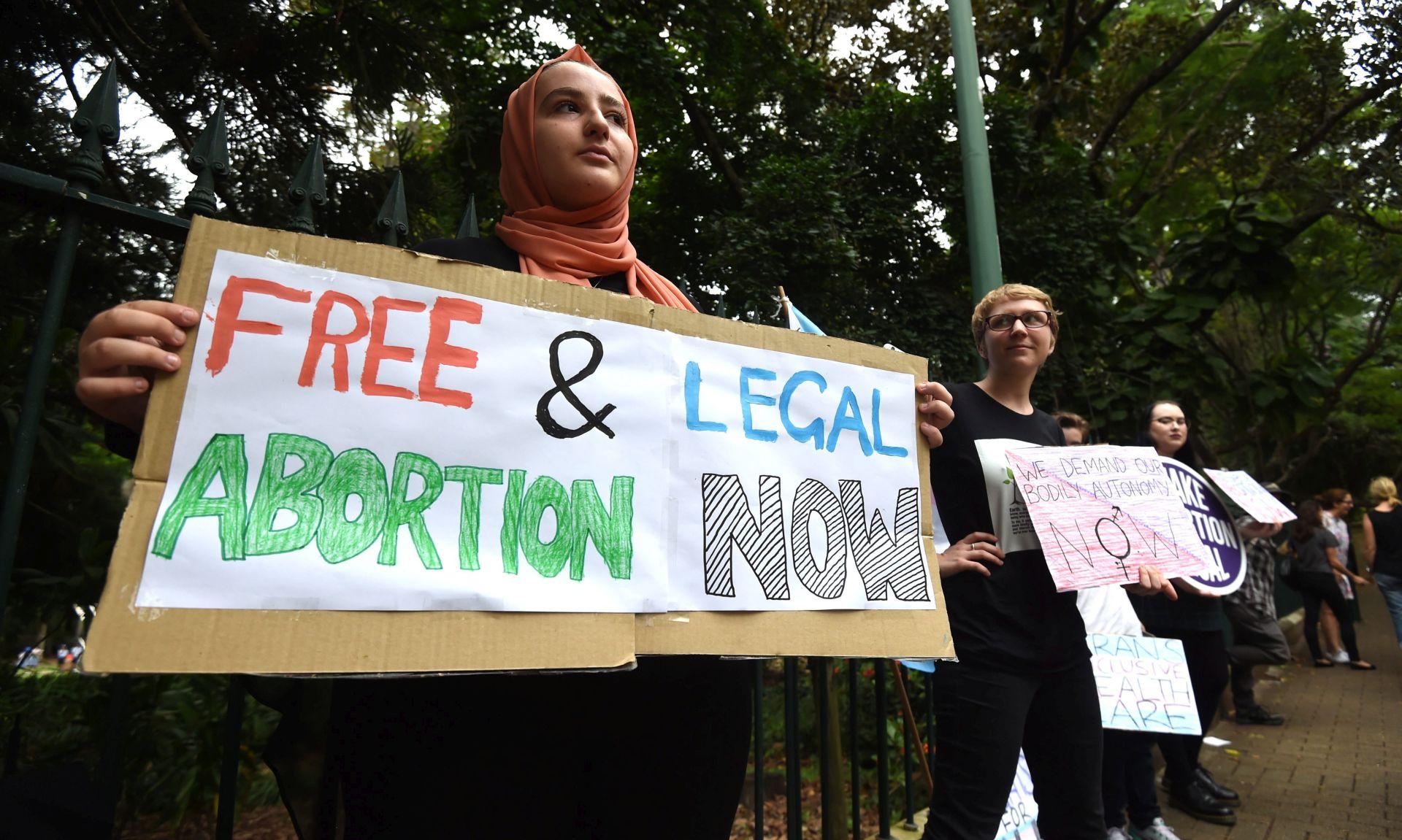 Europljanke objavile manifest za pravo na pobačaj