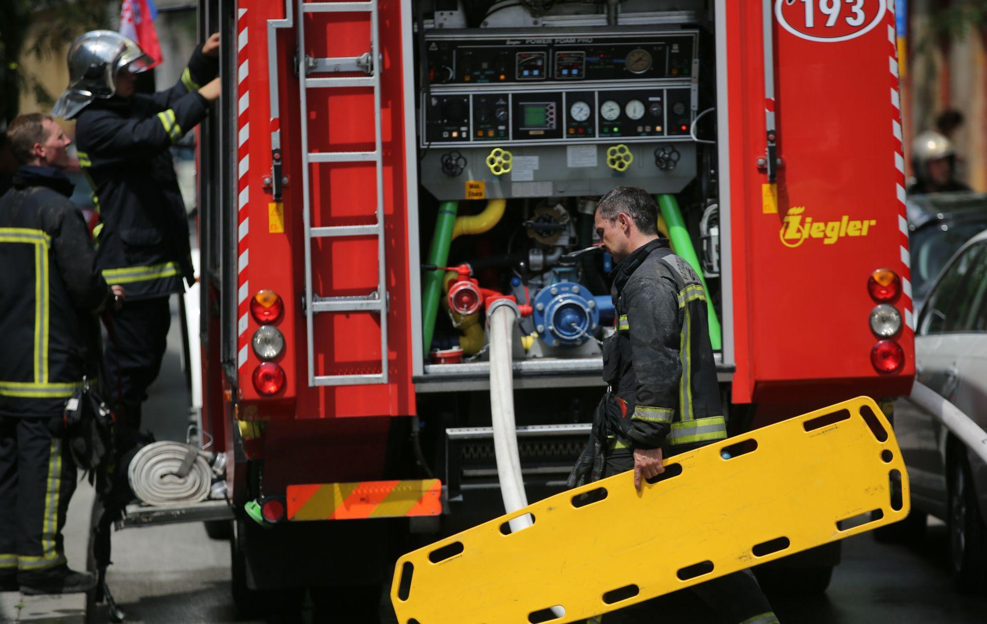 OČEVID U LOPAČI Isključen tehnički uzrok požara