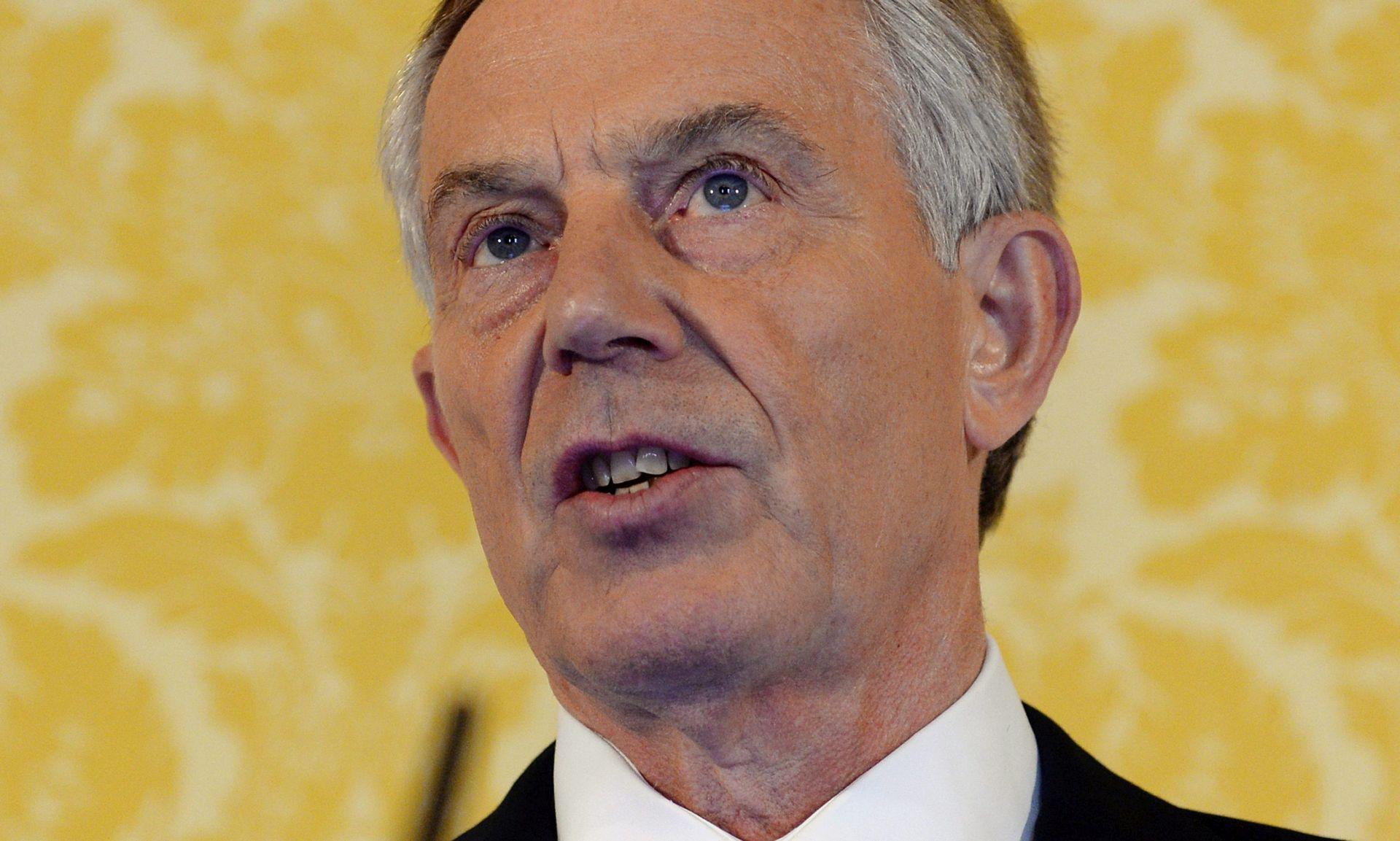 """Tony Blair počinje """"misiju"""" uvjeravanja sunarodnjaka da promijene stavove o Brexitu"""