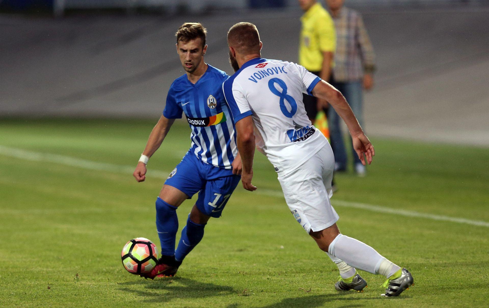 HNL Lokomotiva – Osijek 2-0