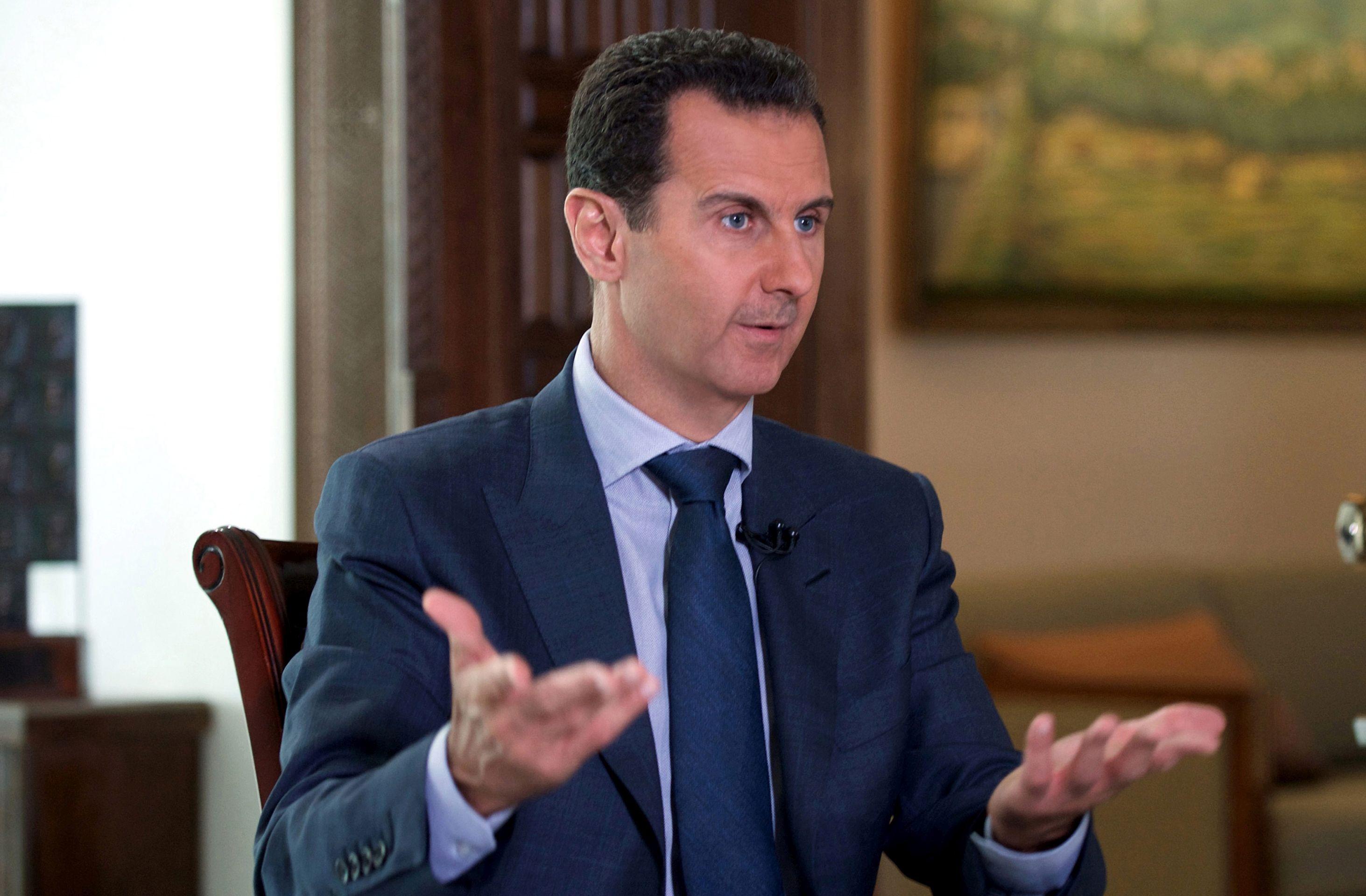 ASAD: Trumpova uredba nije usmjerena protiv sirijskog naroda nego terorista