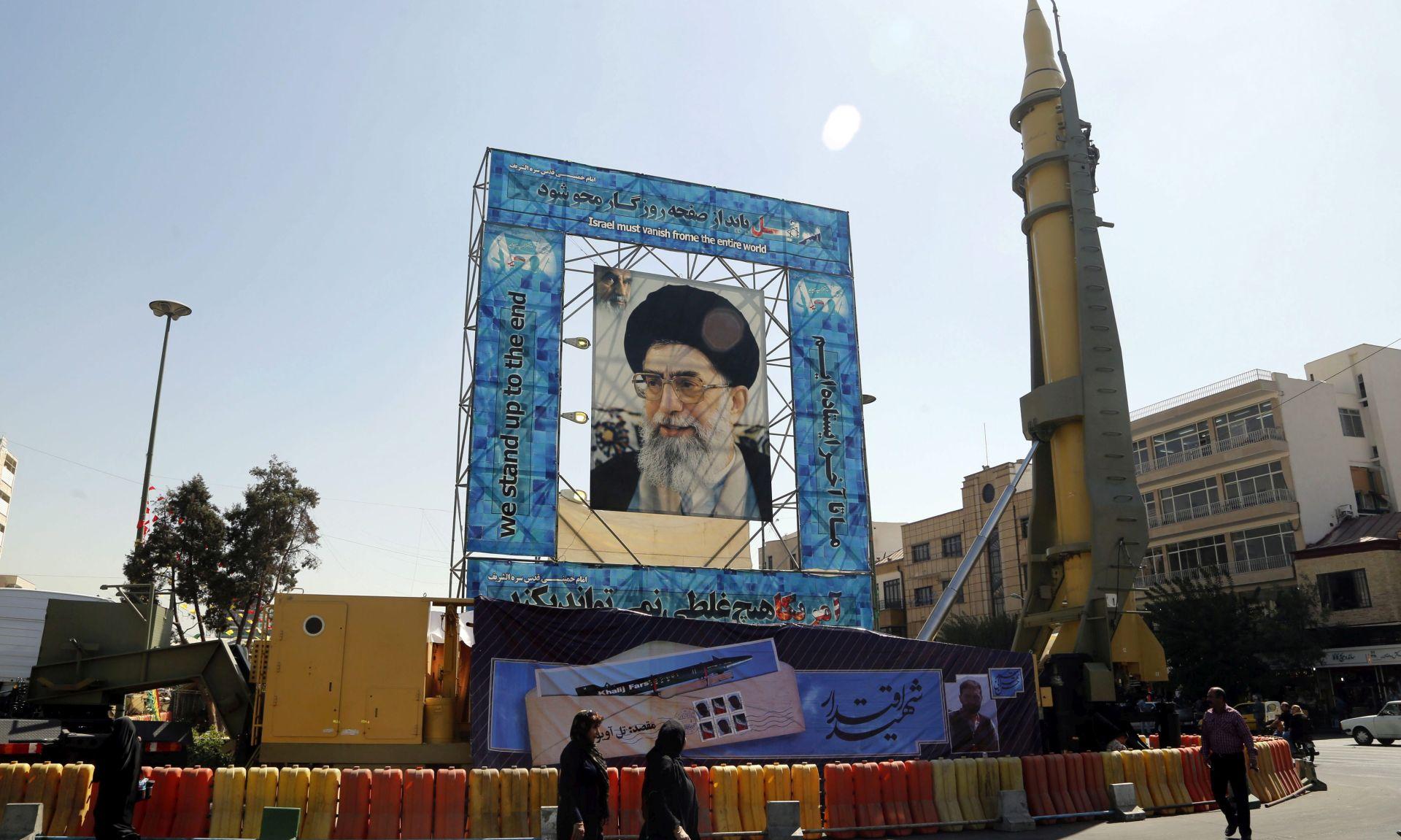 Teheran poručio Parizu da se o nuklearnom sporazumu ne može pregovarati