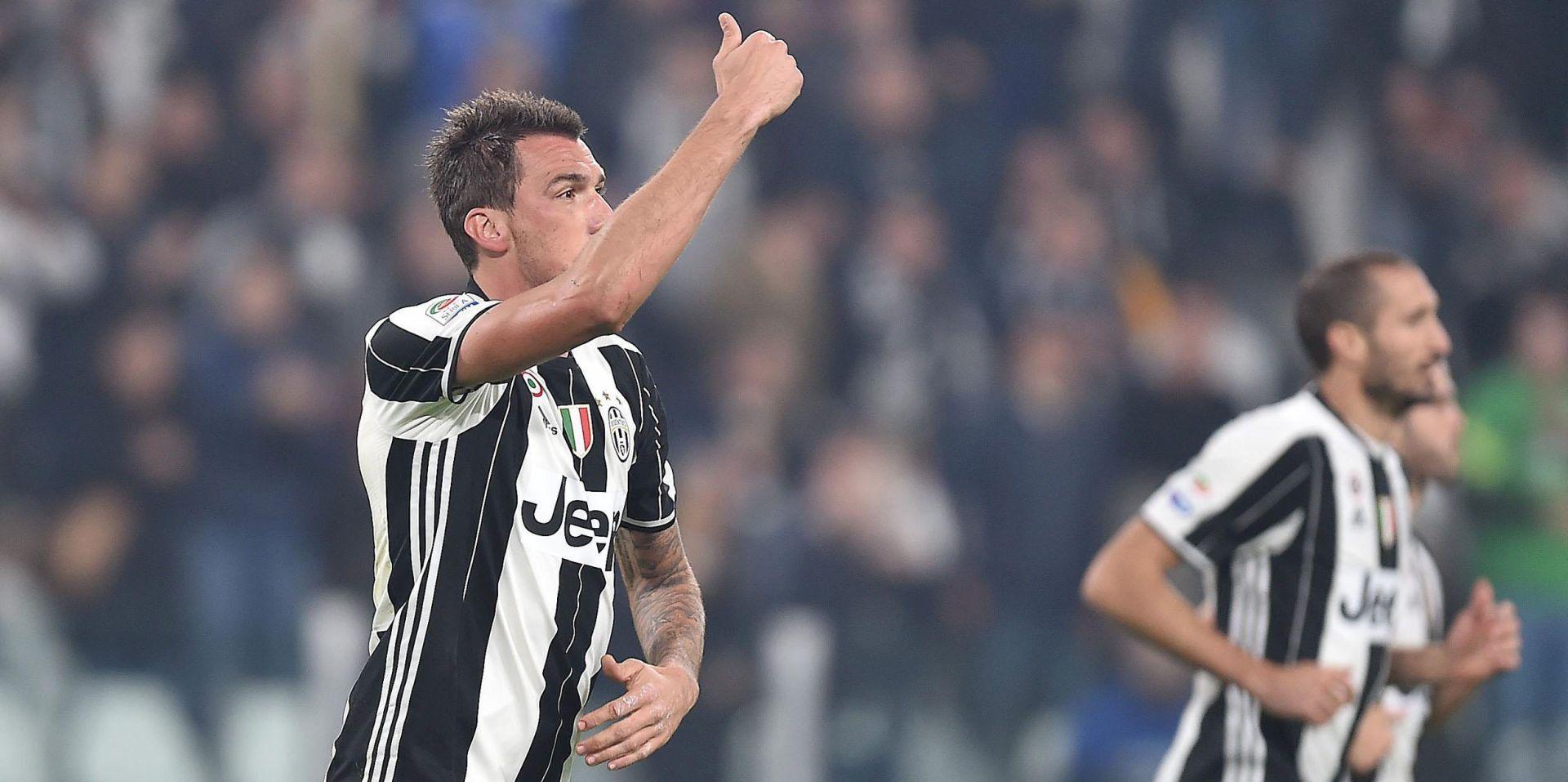 Gol Mandžukića u pobjedi Juventusa