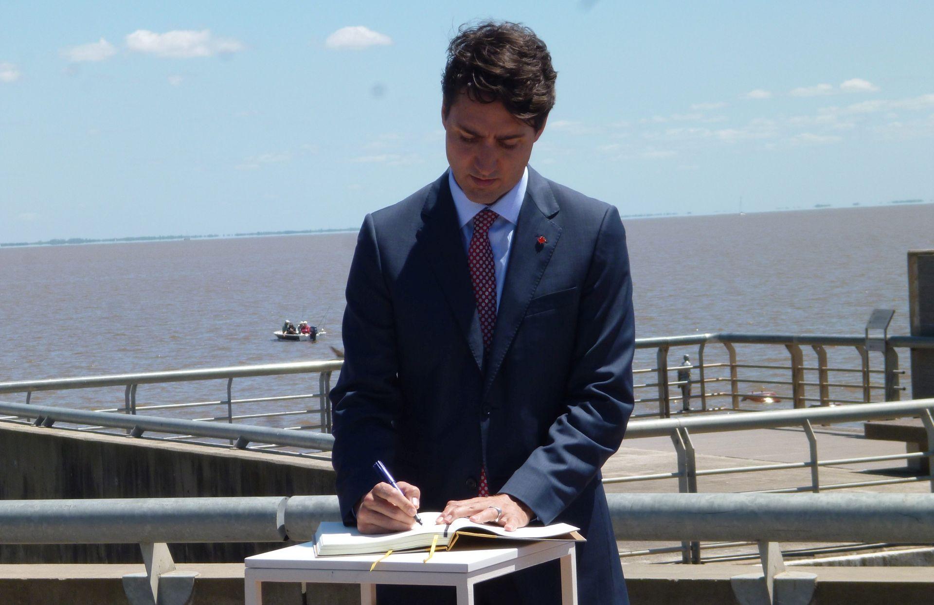 Trudeau zasad neće podbadati 'američkog medvjeda'