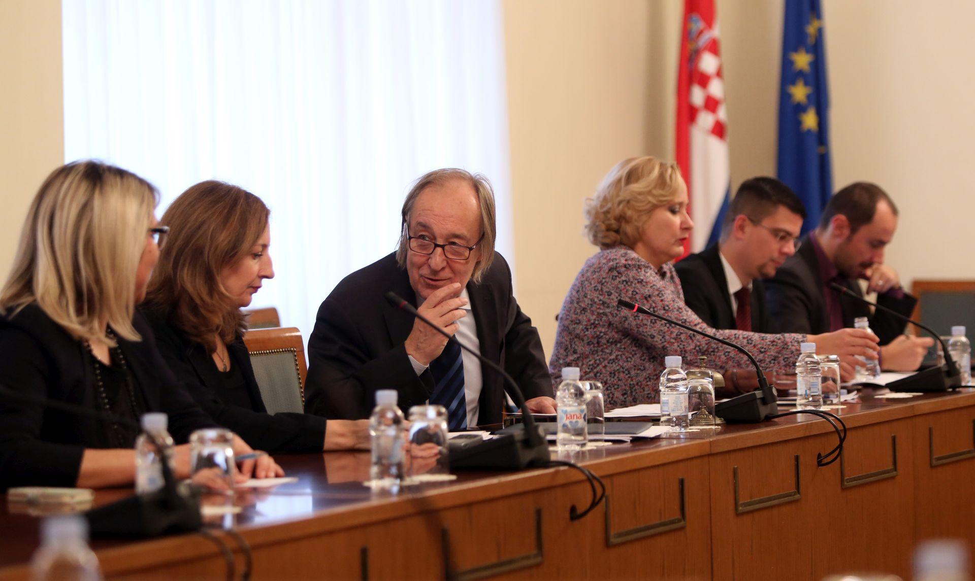 Odbor za ljudska prava bez rasprave o zahtjevu 'U ime obitelji' za obustavu novca 'Novostima'