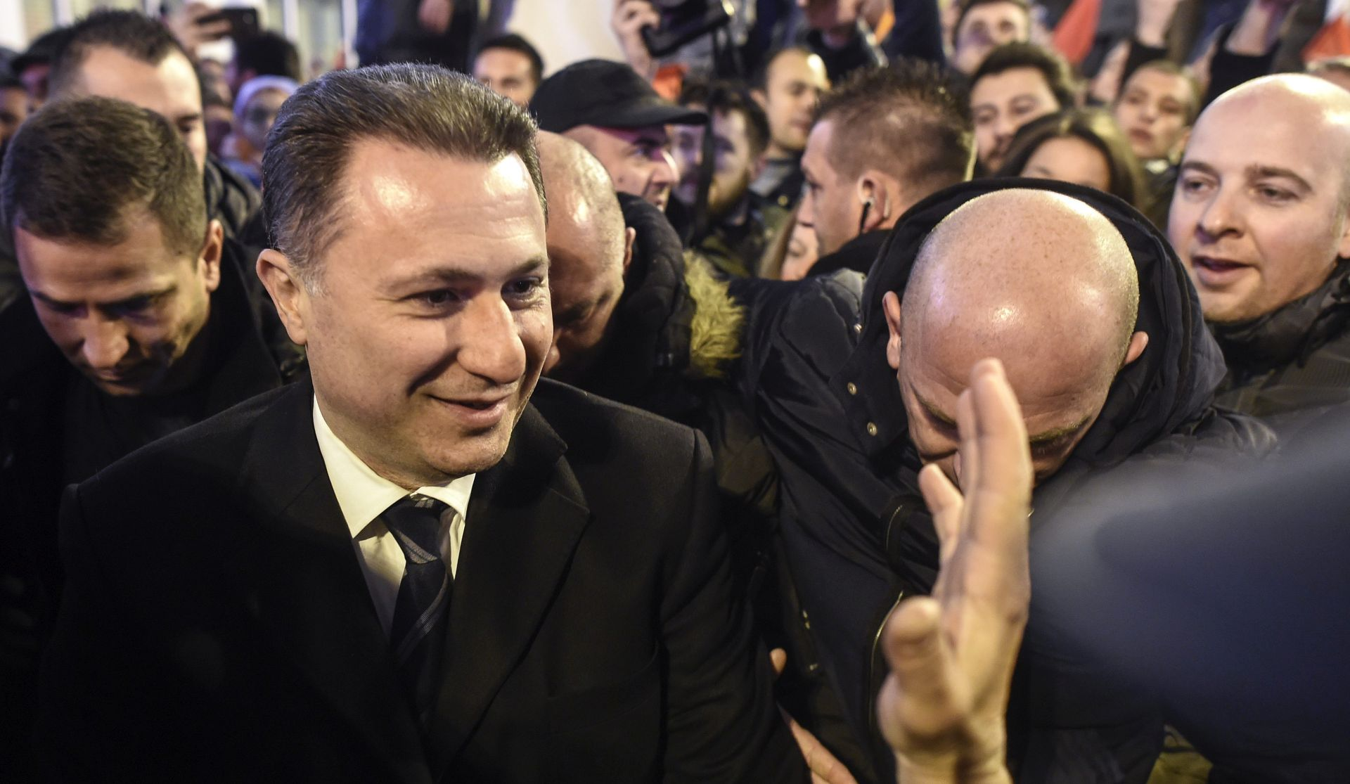 Gruevski osuđen zbog namještanja natječaja