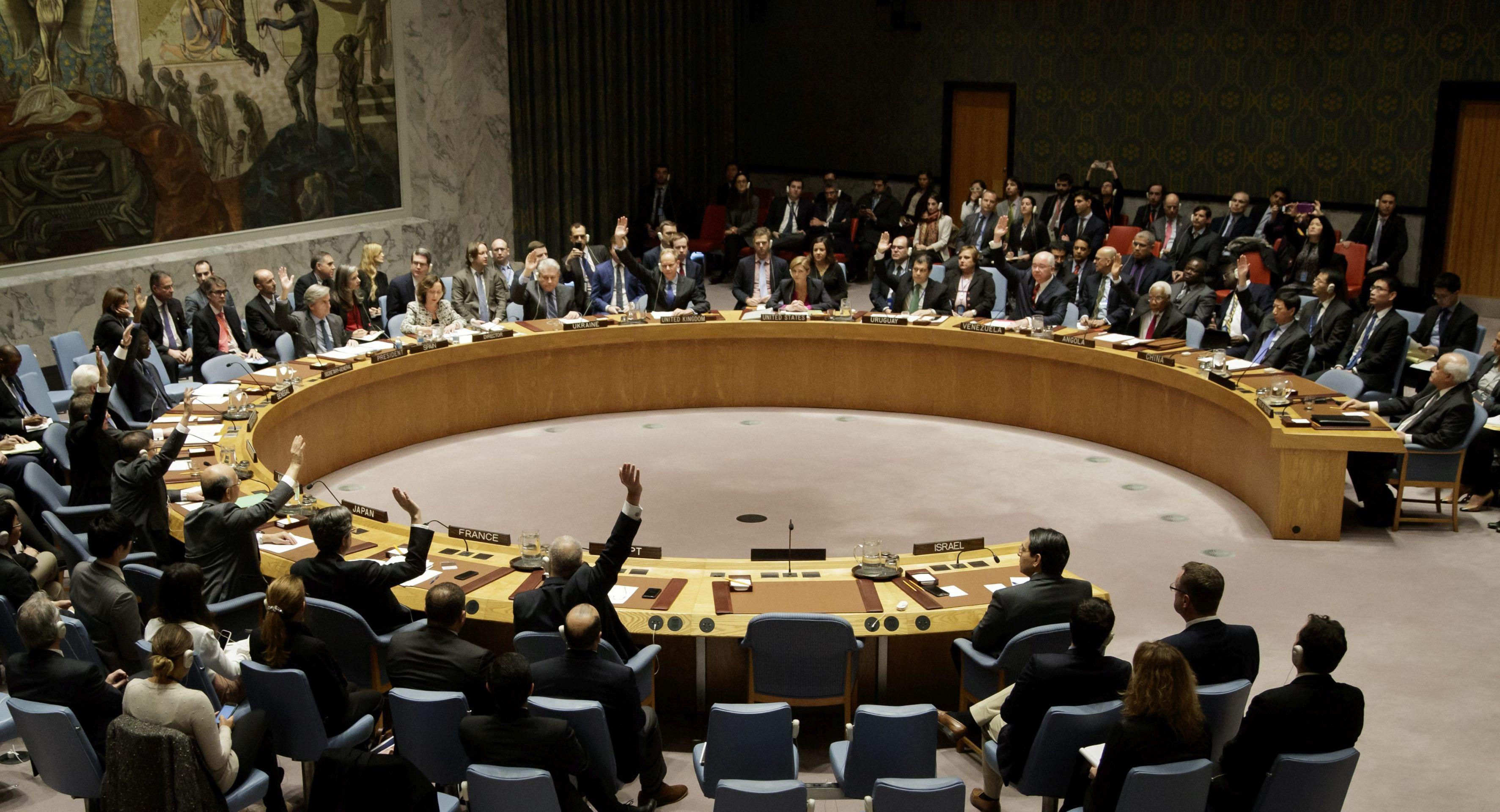 Rusija i Kina blokirale sankcije UN-a protiv Sirije