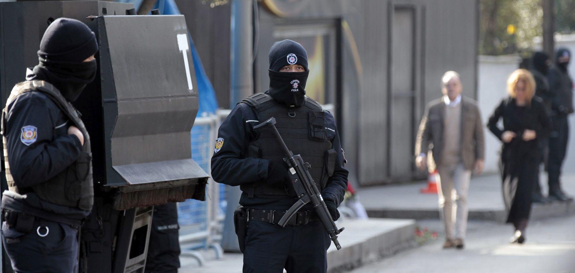 Turska uhitila oko 400 ljudi zbog sumnje u povezanost s Islamskom državom