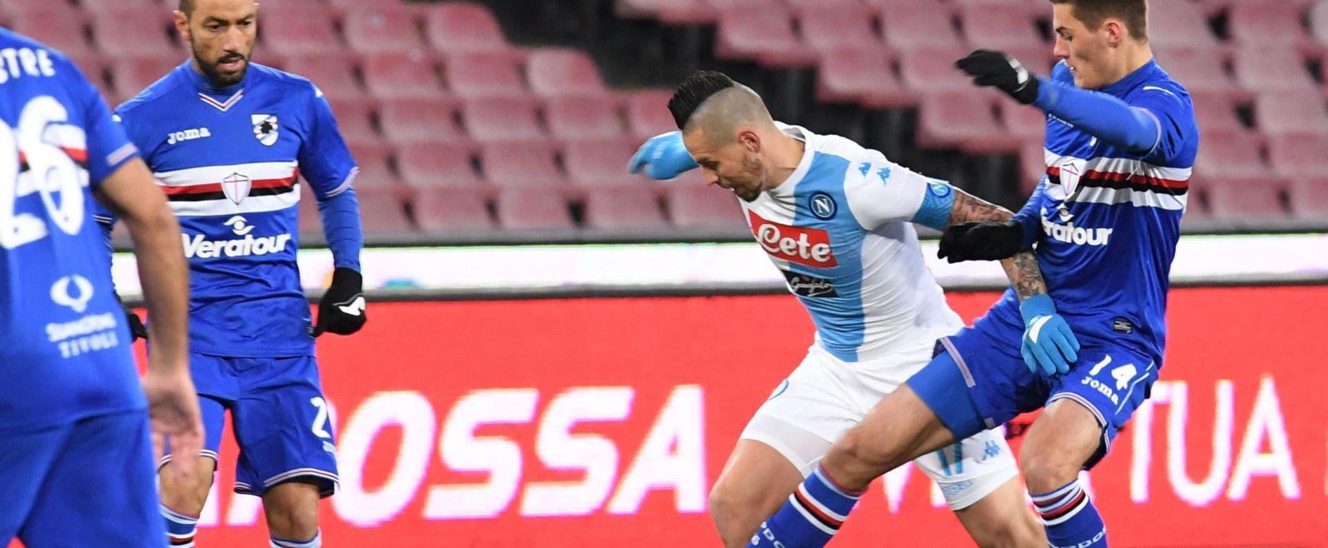 SERIE A Napolijeva 'sedmica' Bologni – Hamšik i Mertens dali po tri gola