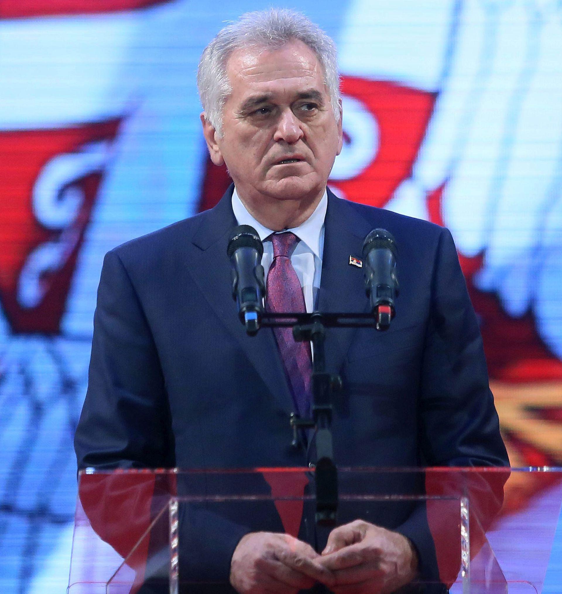Nikolić ohrabrivao separatizam RS-a i ujedinjenje sa Srbijom