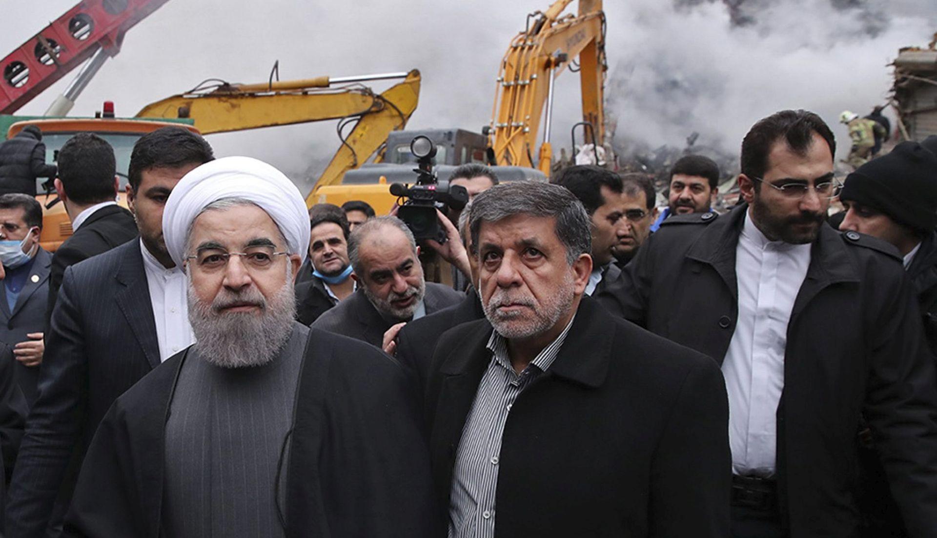 Iranski predsjednik Rohani odlučio se kandidirati
