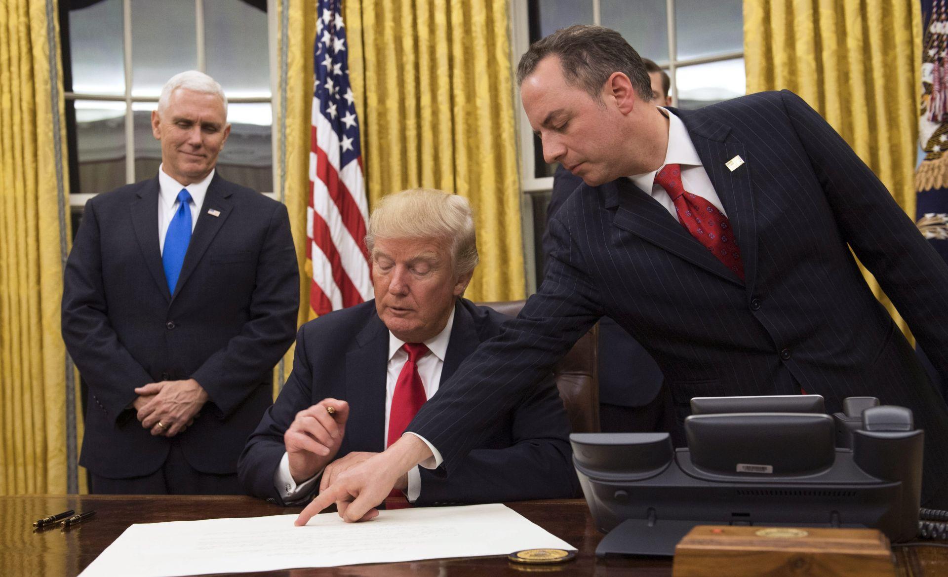 Nova Trumpova uredba o migraciji možda već u ponedjeljak ili utorak