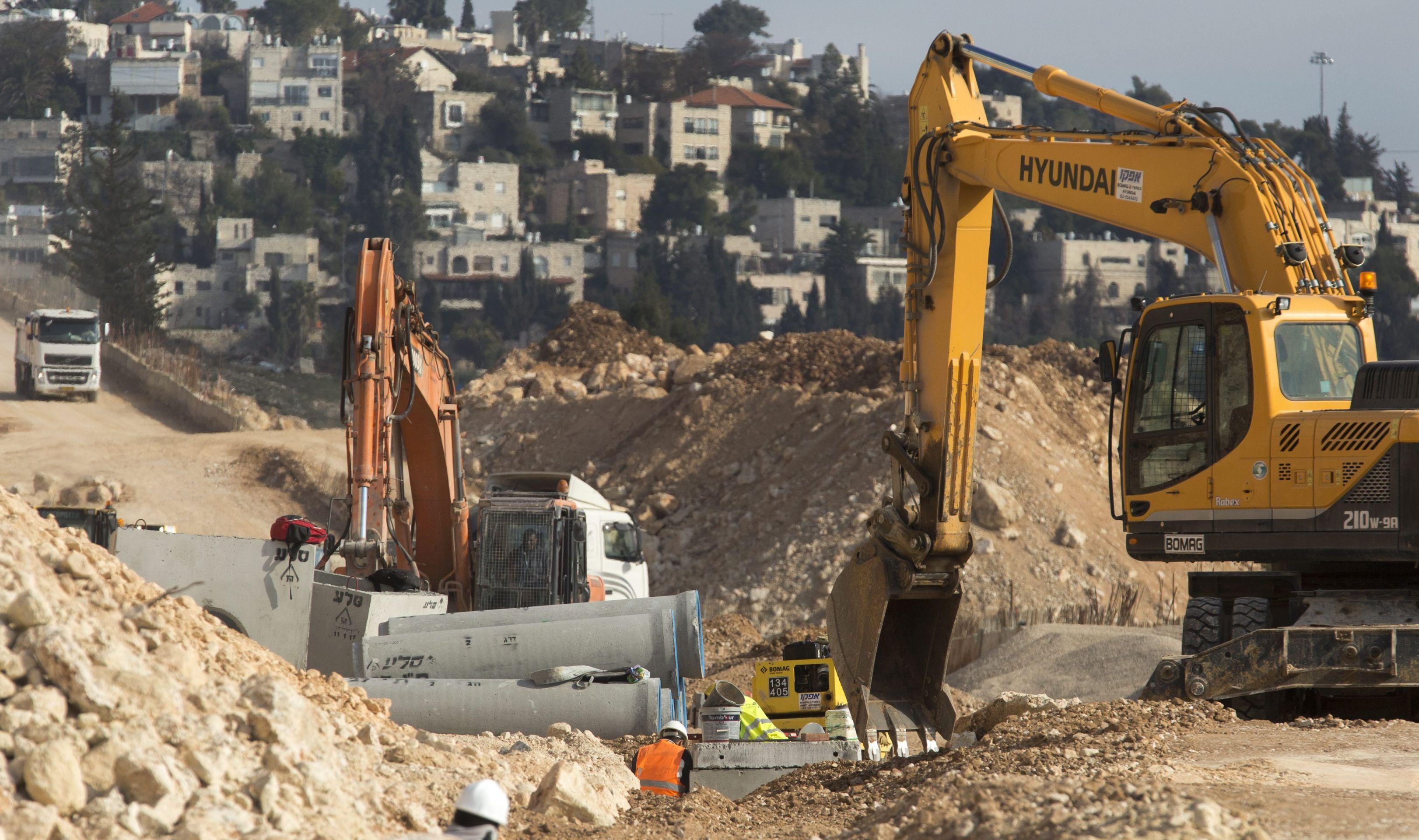 Palestinci osudili izraelski zakon kao 'pljačku'