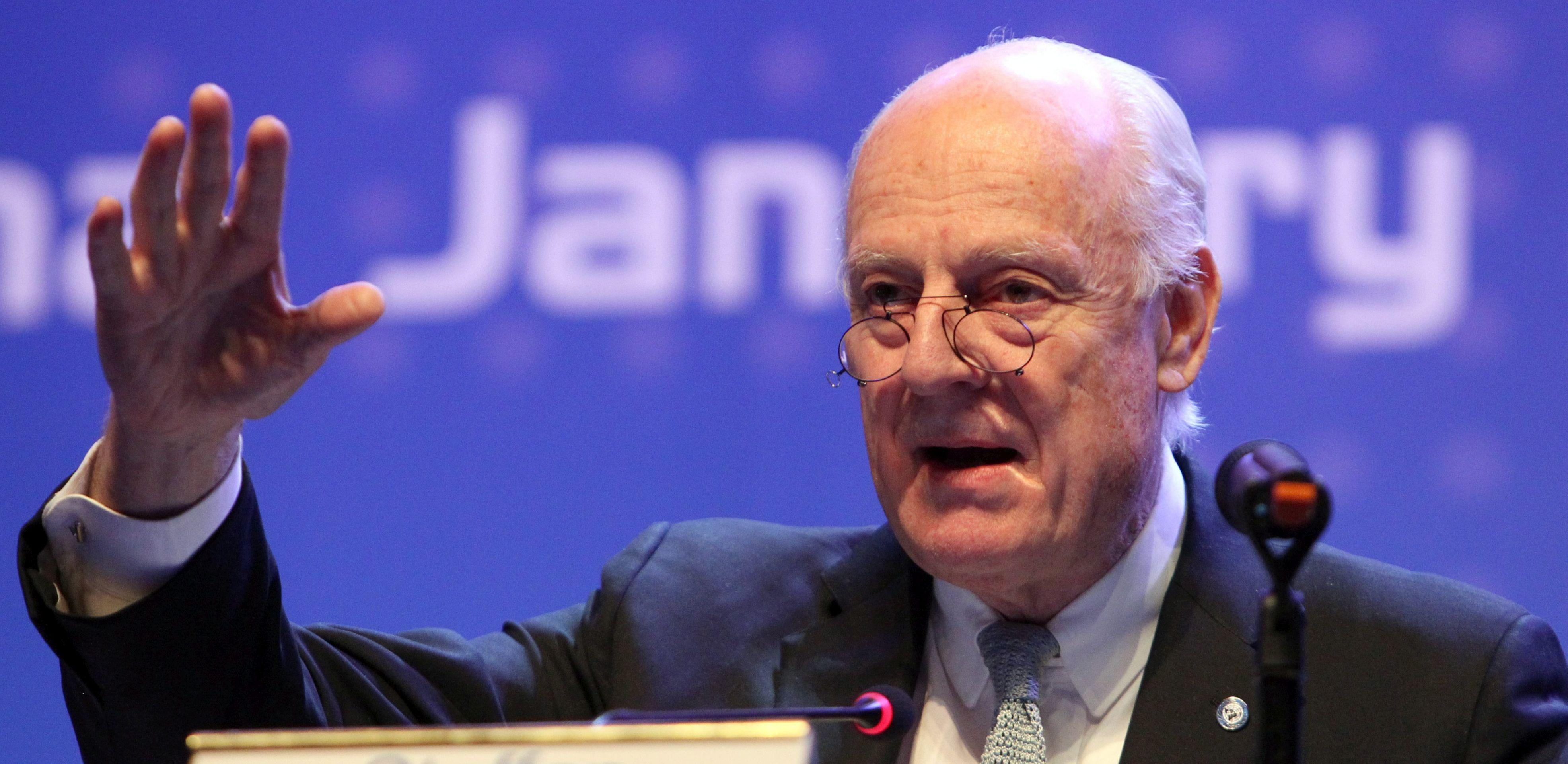 UN Pregovori o Siriji održat će se u Ženevi 23. veljače