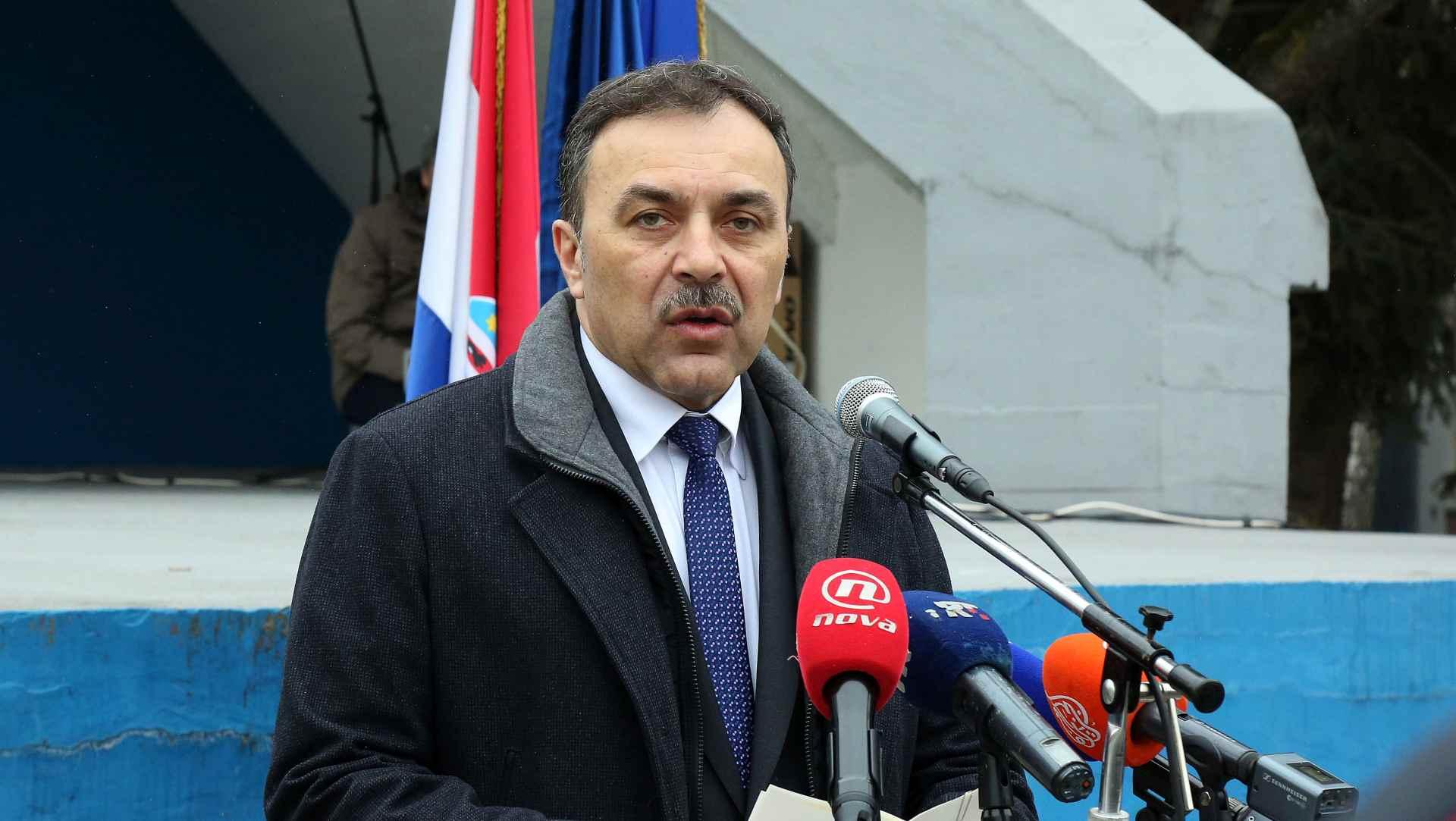 Ministar Orepić s mađarskim kolegom razgovarao o sigurnosnim izazovima