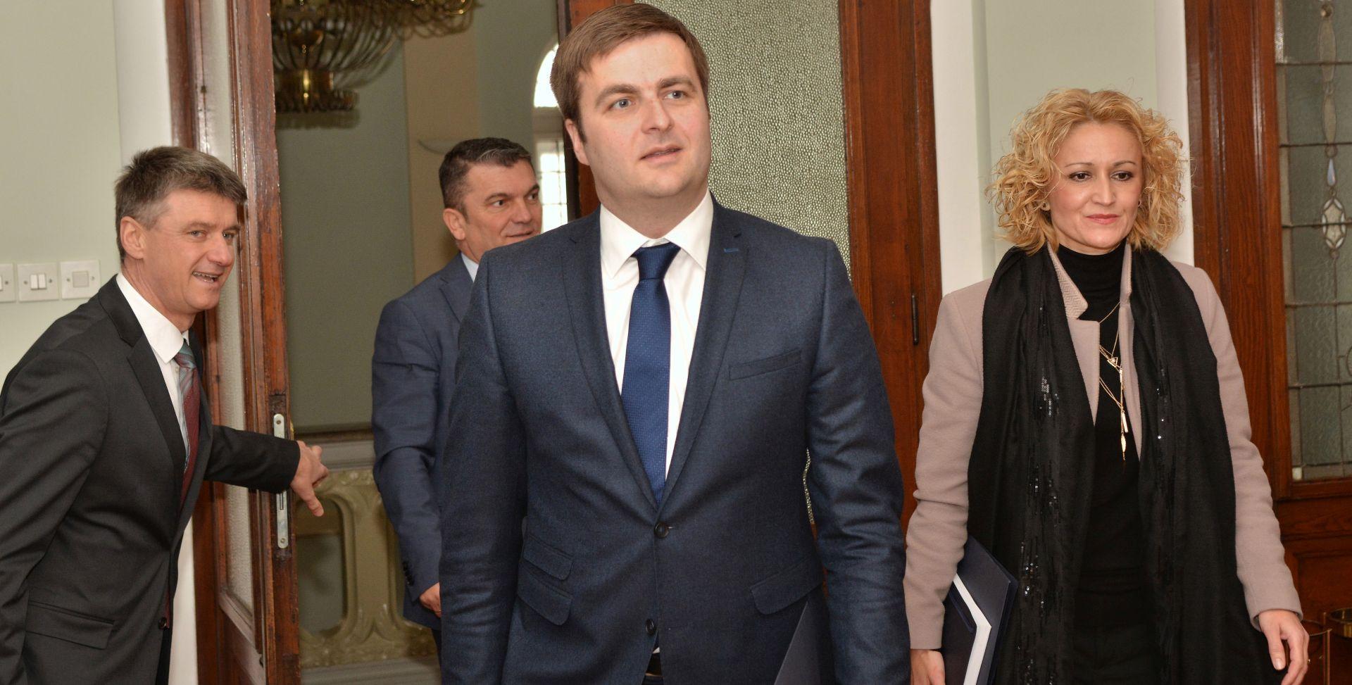 Ministar Ćorić u Sisku za ožujak najavio mjere aktivne politike zapošljavanja