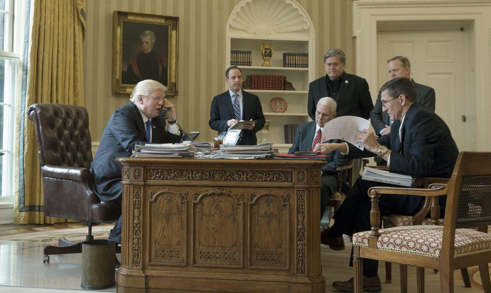 Trumpovim kandidatima za nacionalnu sigurnost obećana autonomija, tvrdi Bijela kuća
