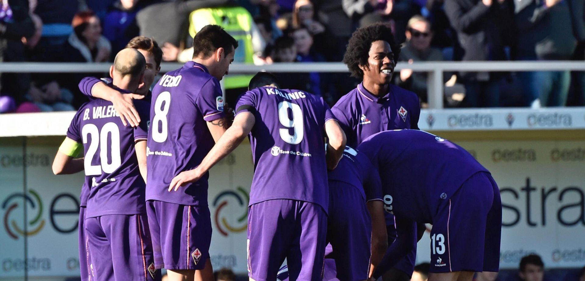 SERIE A Fiorentina do tri boda protiv posljednje momčadi u 95. minuti