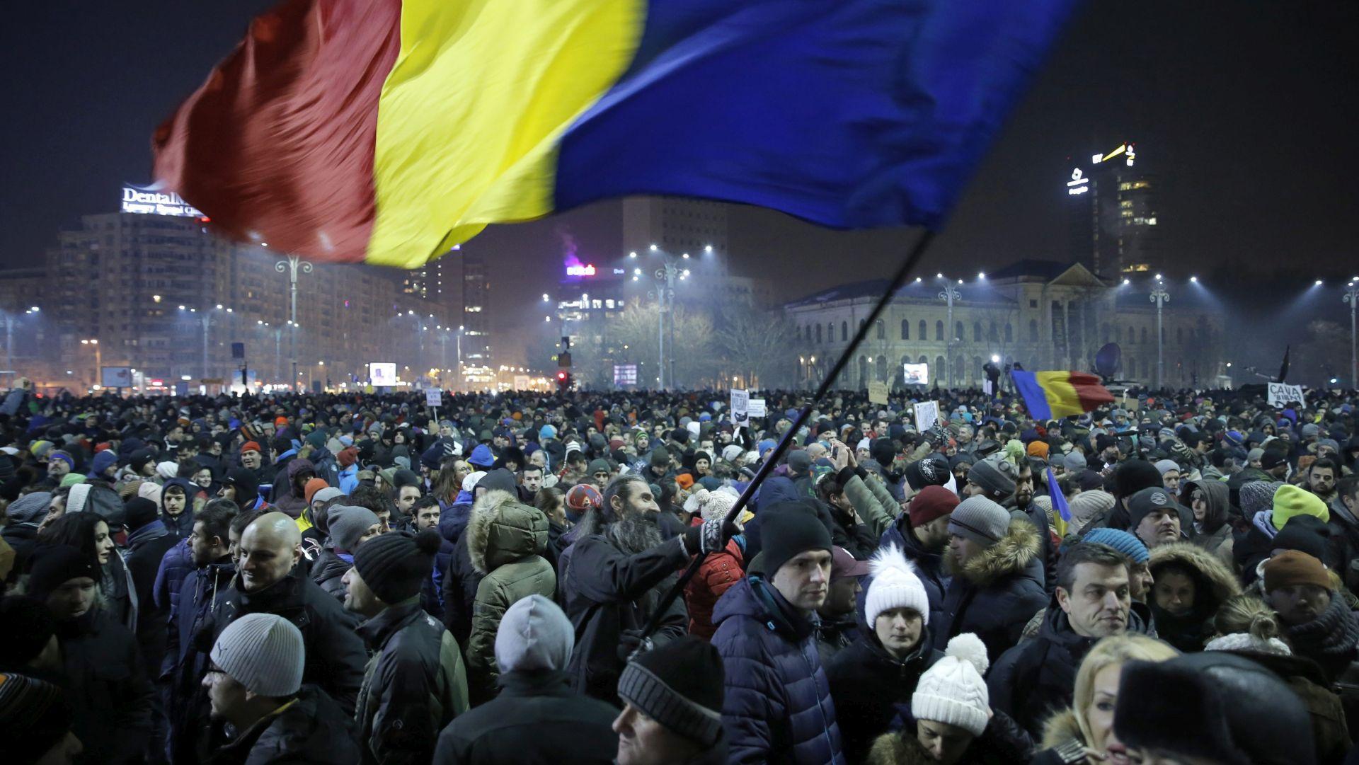 Rumunjski ministar podnio ostavku nakon prosvjeda