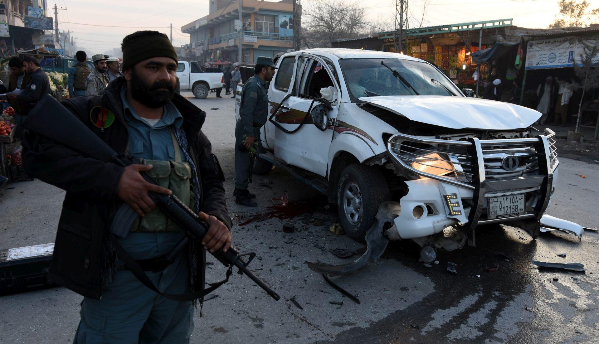 AFGANISTAN Rekordan broj poginulih civila