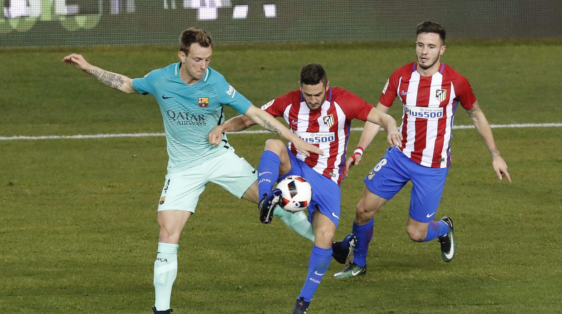 VIDEO: KUP KRALJA Barcelona slavila kod Atletica, Rakitić asistirao Messiju
