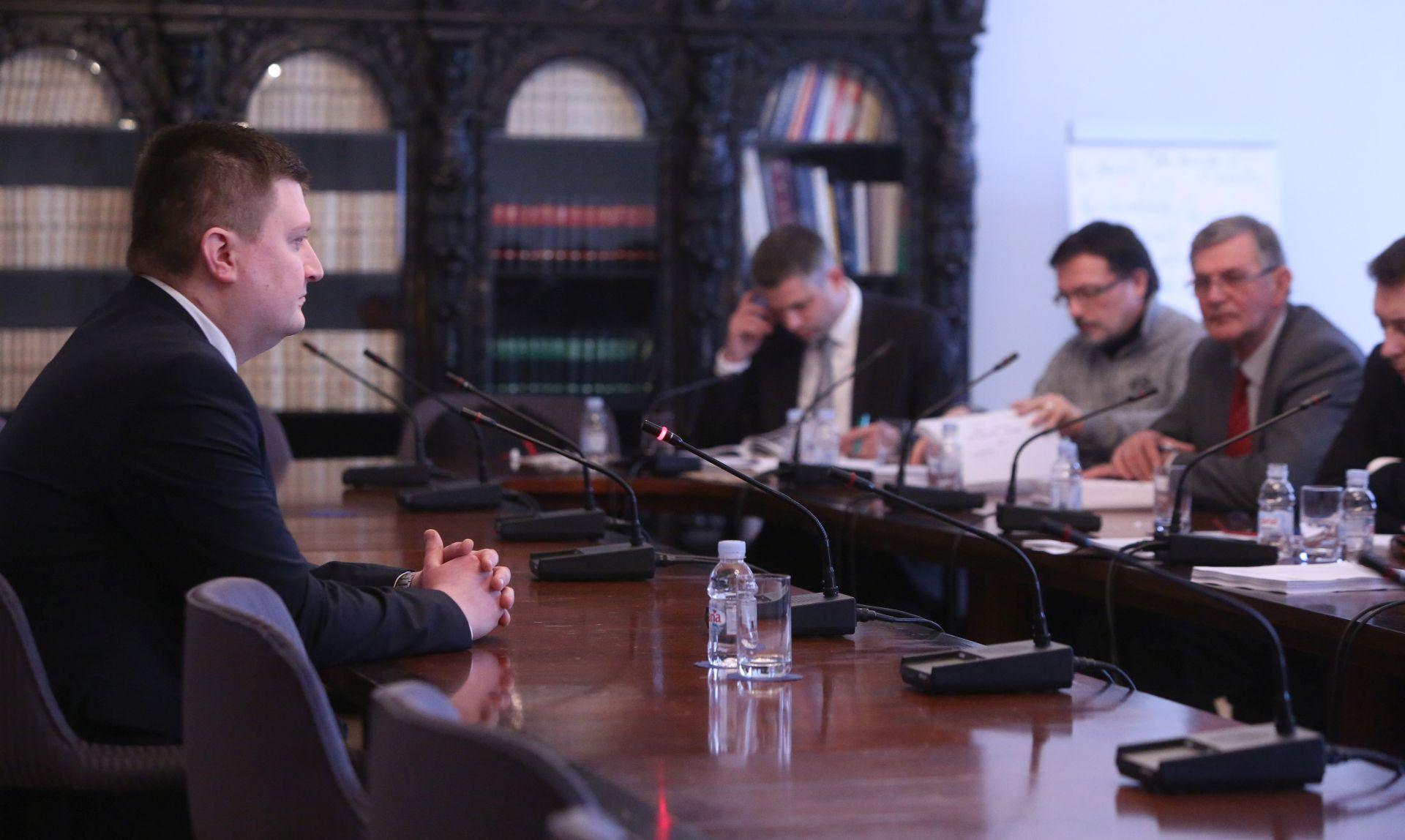 Odbor za medije saslušao kandidate za glavnog ravnatelja HRT-a