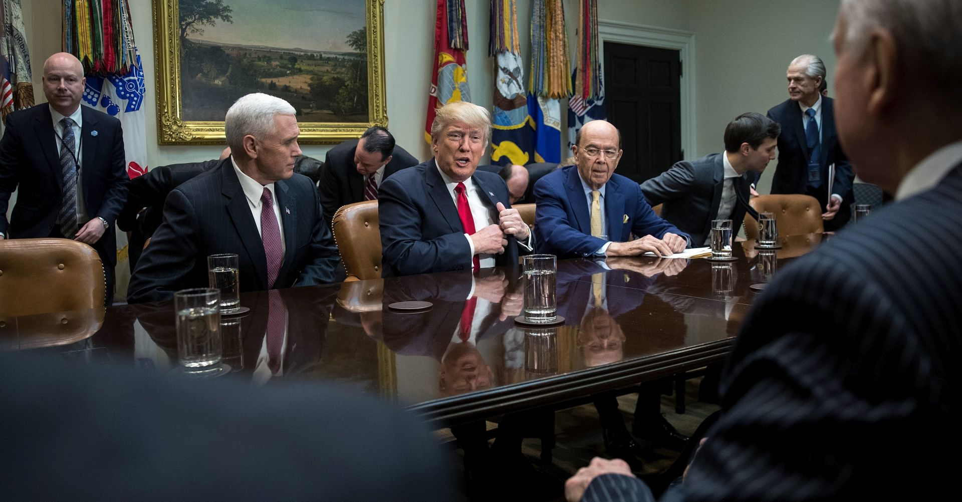 """Trump ismijao odluku suca iz Seattlea: """"Mišljenje tog takozvanog suca biti će poništeno"""""""