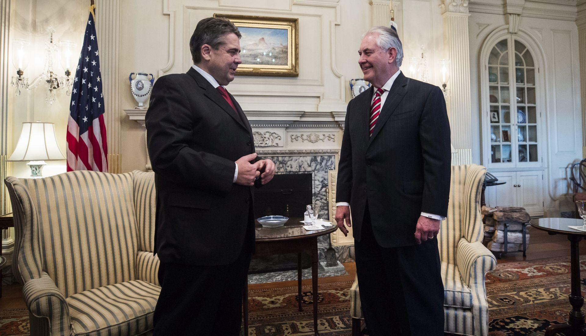 Prvi susret Lavrova i Tillersona u četvrtak u Bonnu