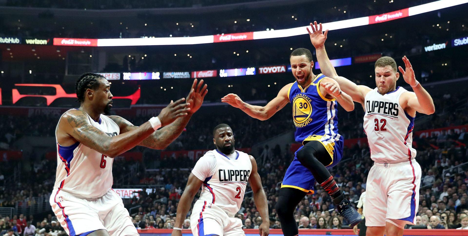 NBA Sacramento zaustavio pobjendički niz Golden Statea