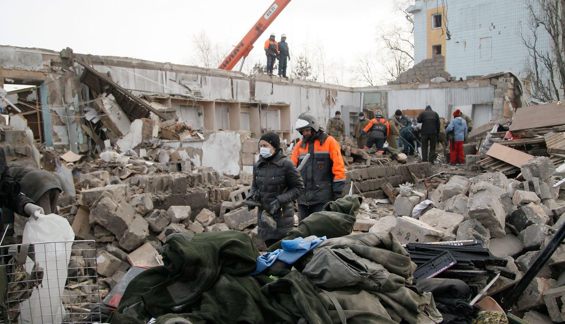 Borbe u Ukrajini ušle u šesti dan