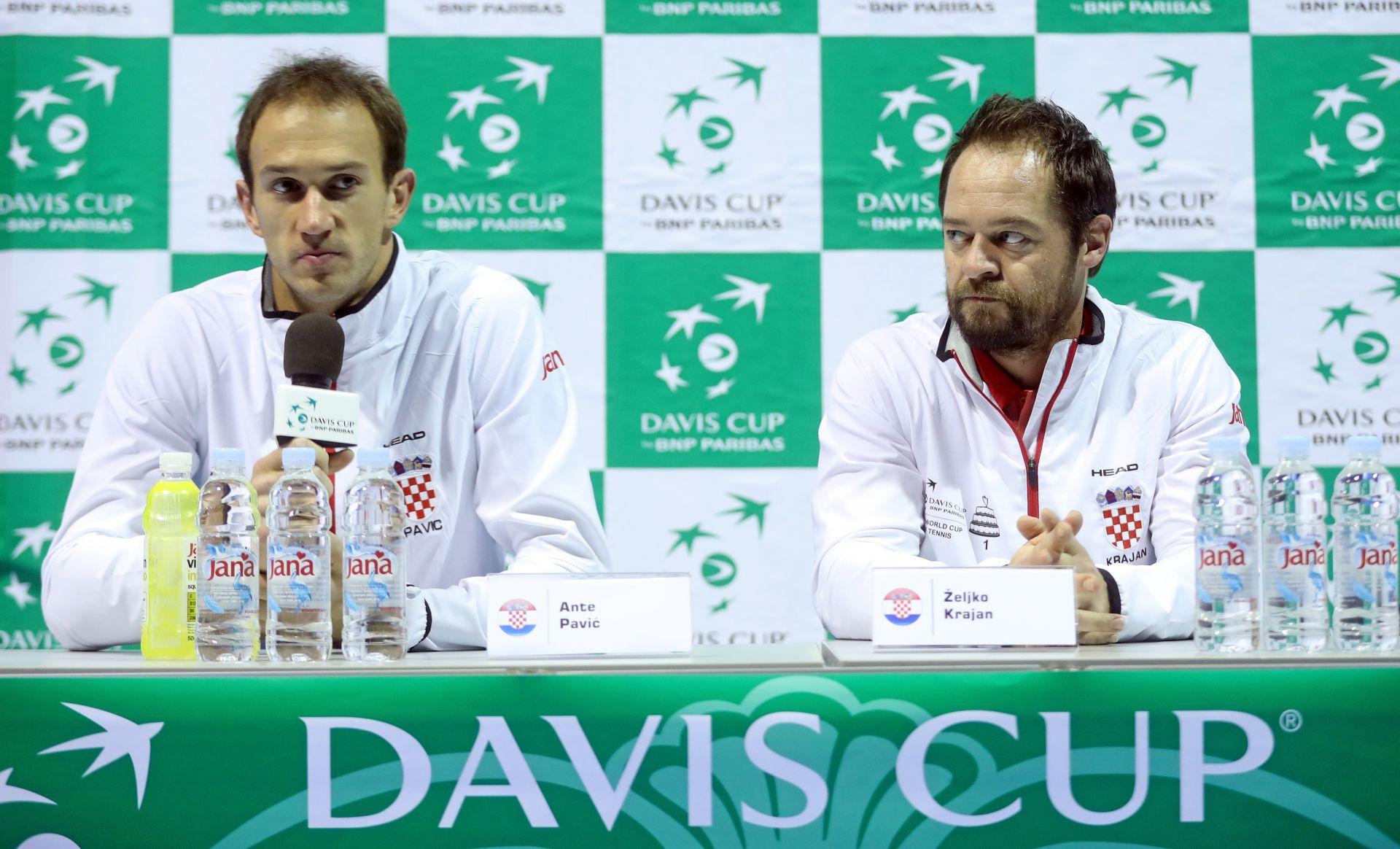 DAVIS CUP Australija, Francuska, Srbija i Italija korak do prolaza