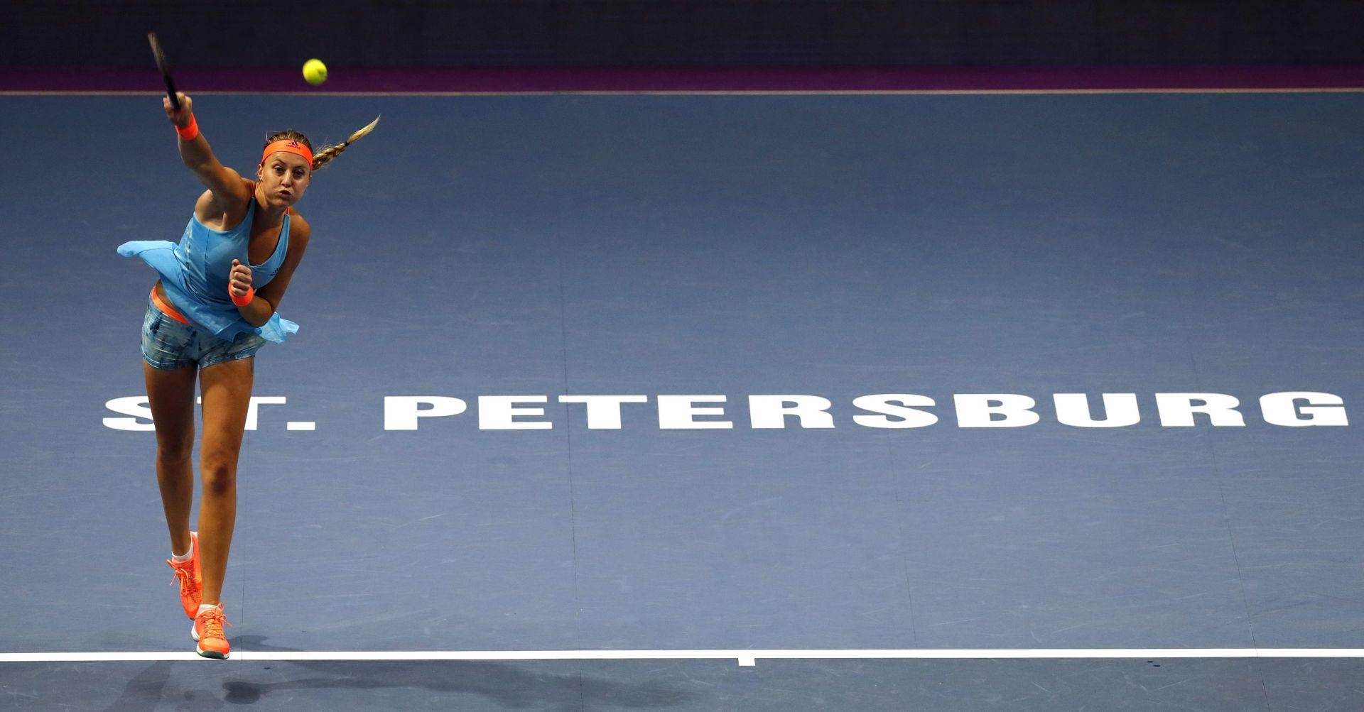 WTA TOKIO Fett izbacila Mladenović